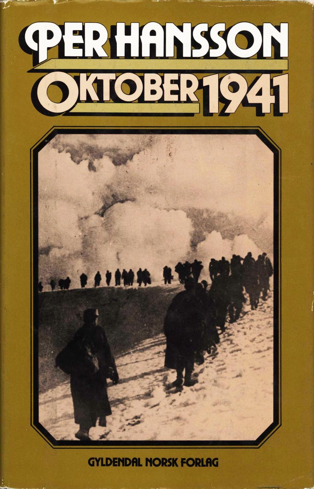 Per Hansson: Oktober 1941
