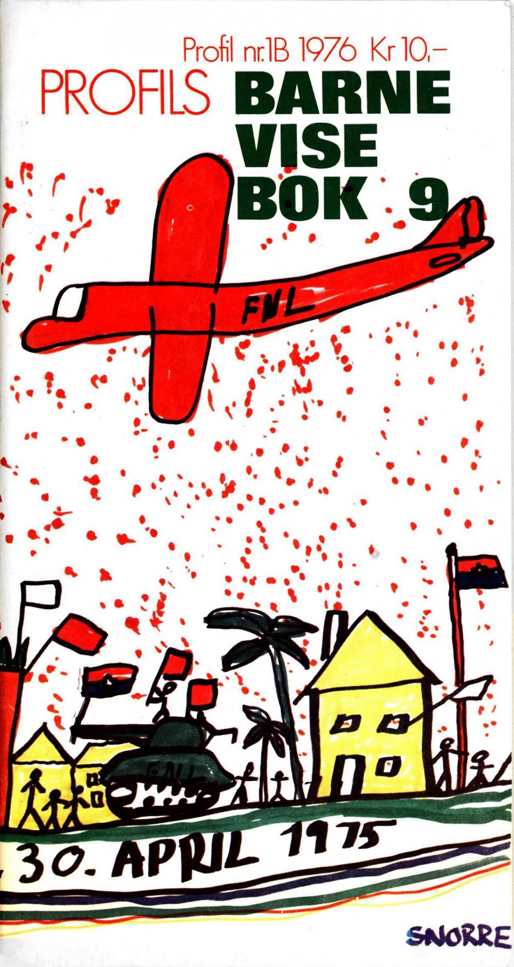 Profils barne-visebok - Profil nr. 1b 1976