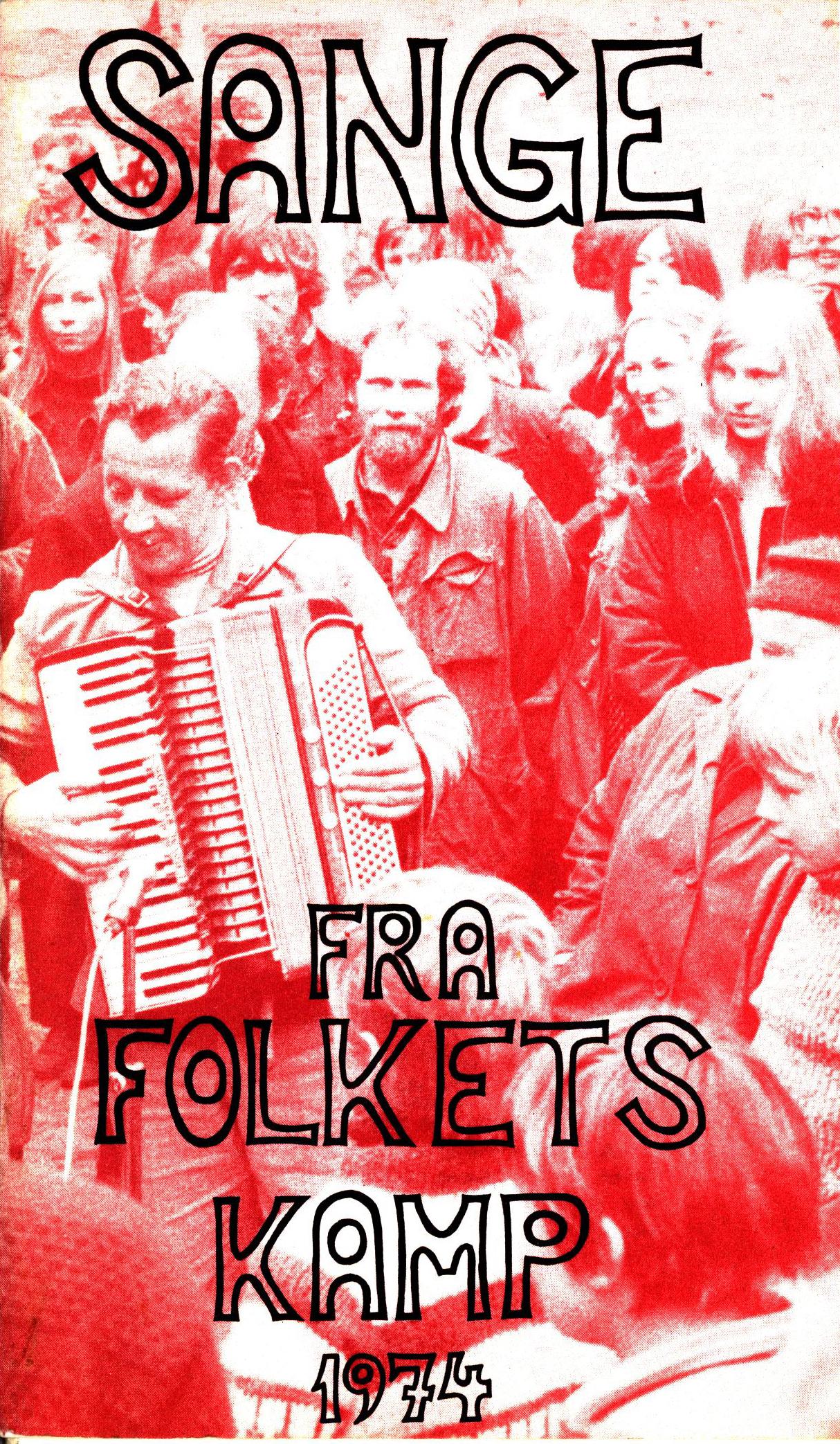 Sange fra folkets kamp 1974
