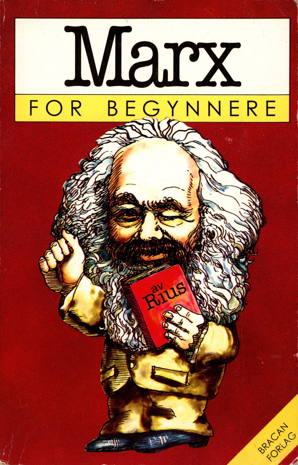 Eduardo del Rio (Rius): Marx for begynnere