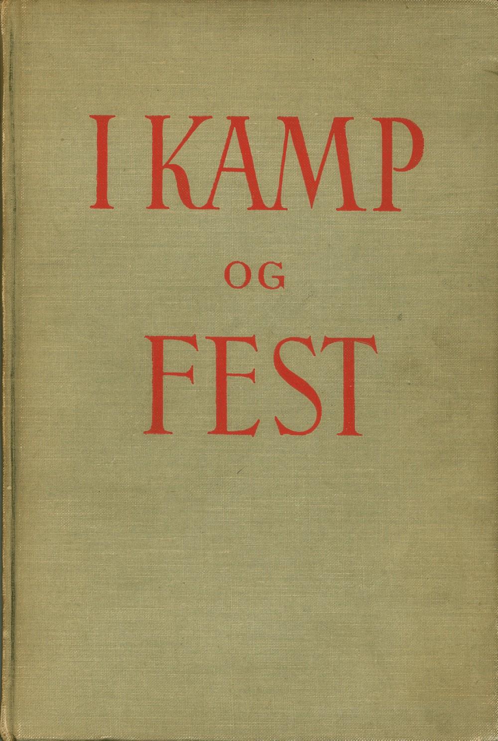 Olav Dalgard (red): I kamp og fest - Nordisk arbeiderlyrikk i utvalg