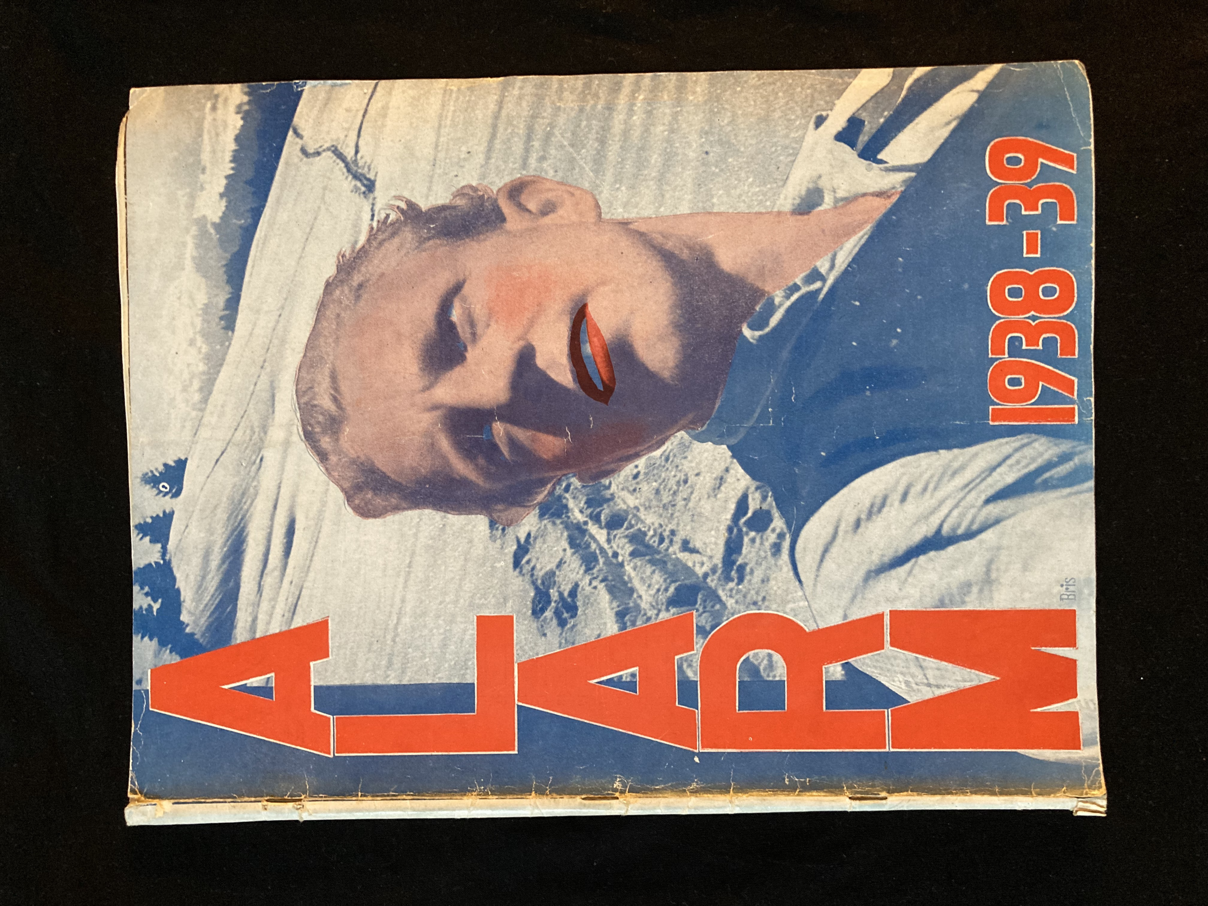 Alarm 1938-39