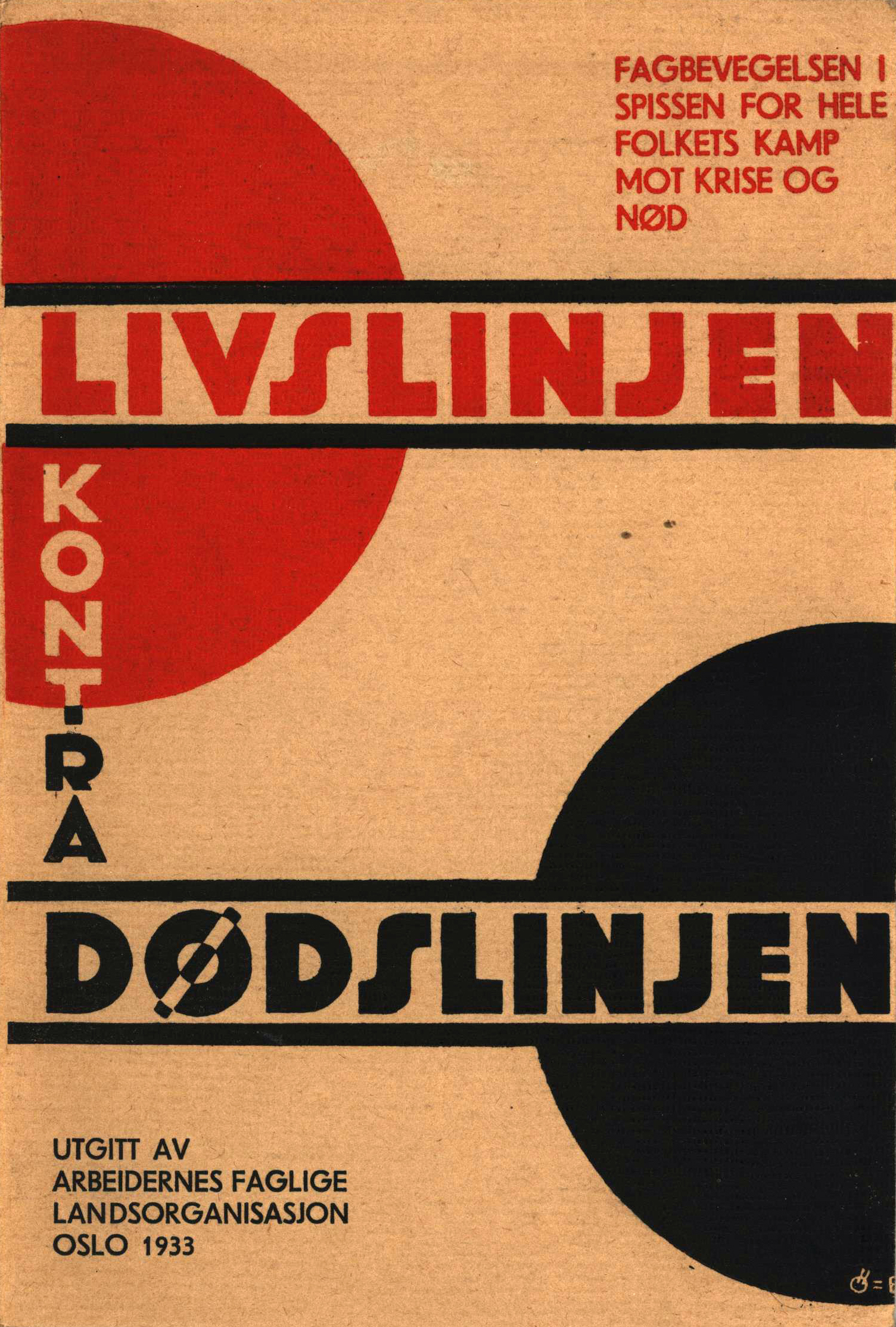 Gunnar Ousland: Livslinjen kontra dødslinjen