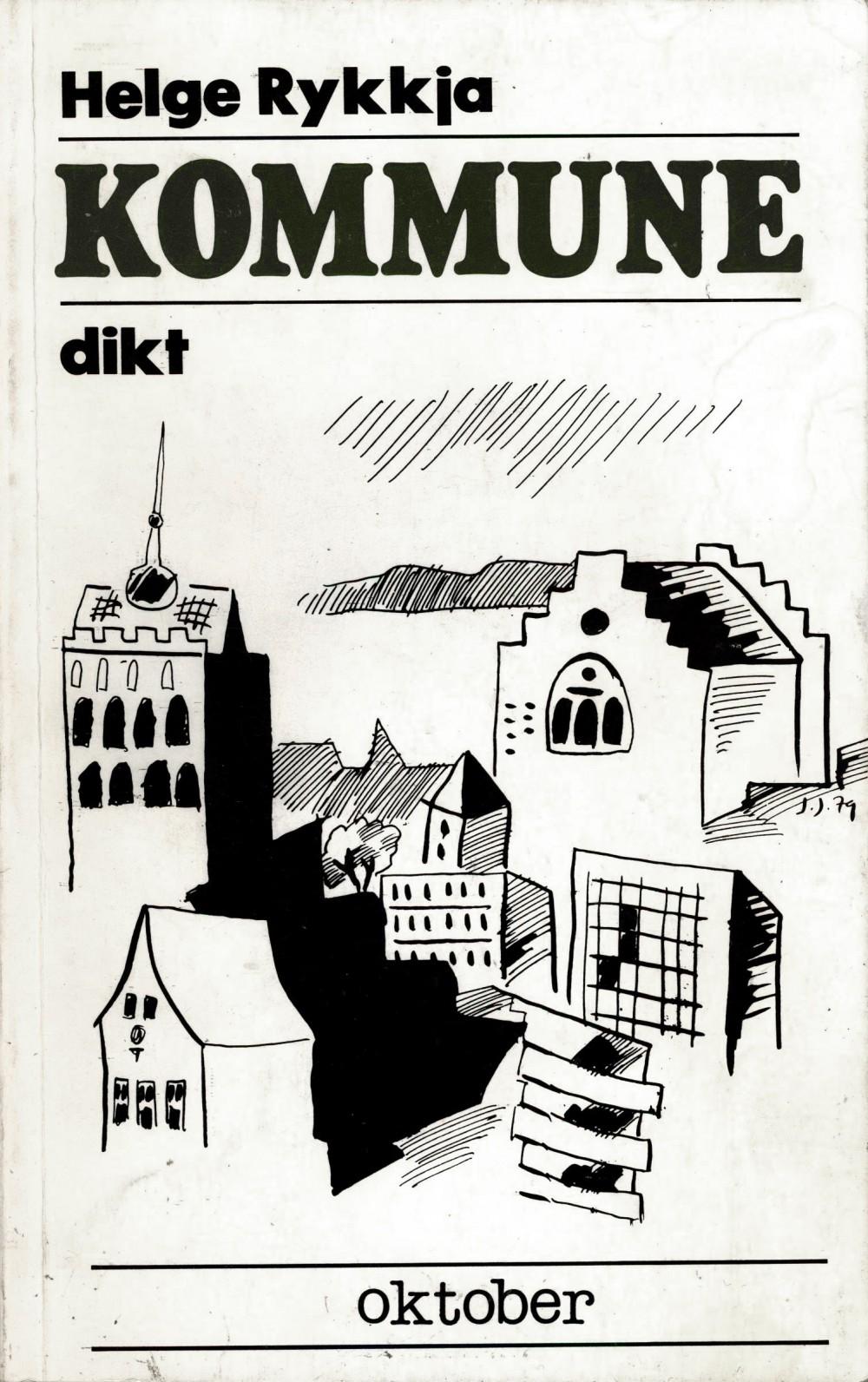Helge Rykkja: Kommune - Dikt