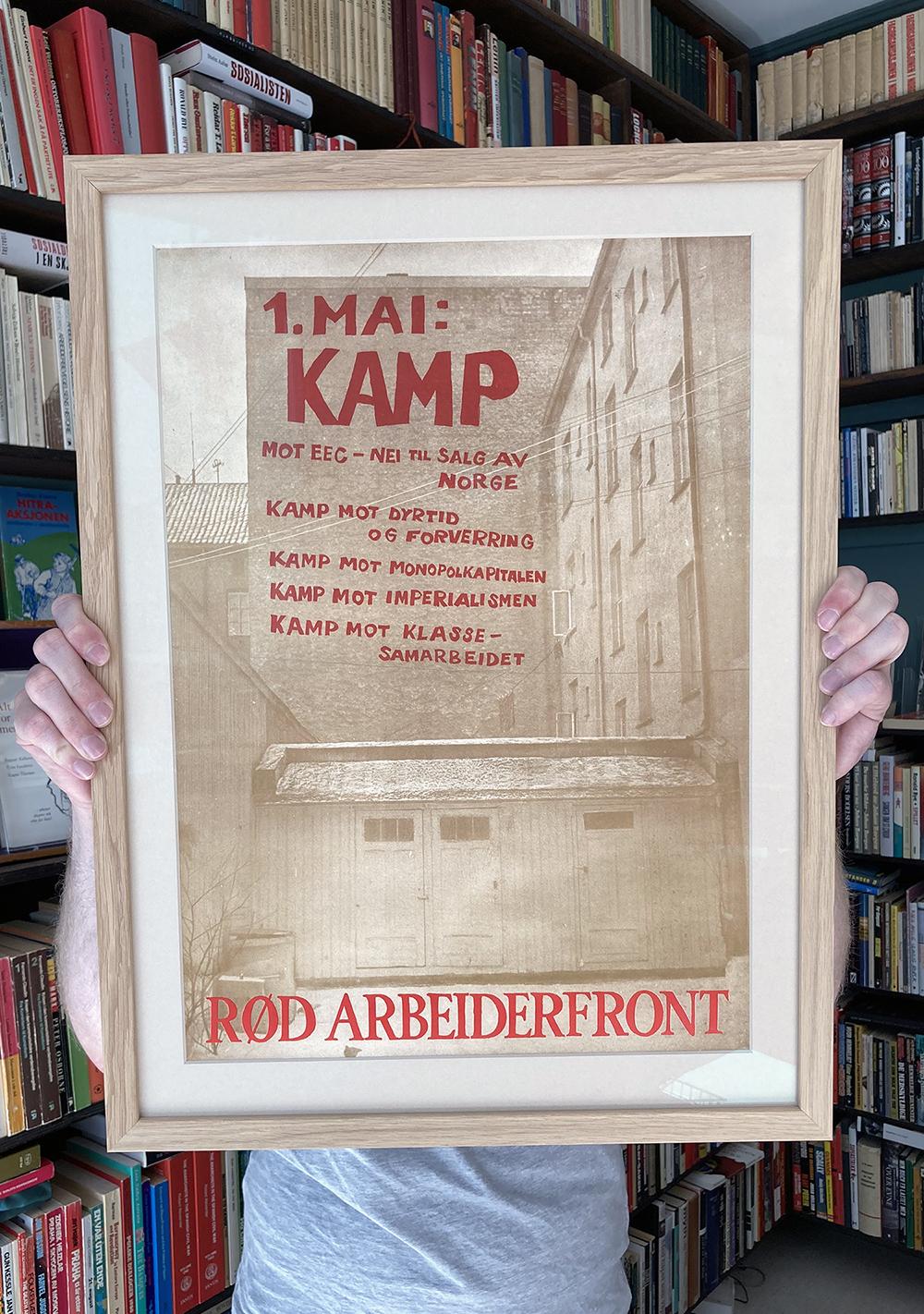 1. mai: Kamp - Rød arbeiderfront (1972)