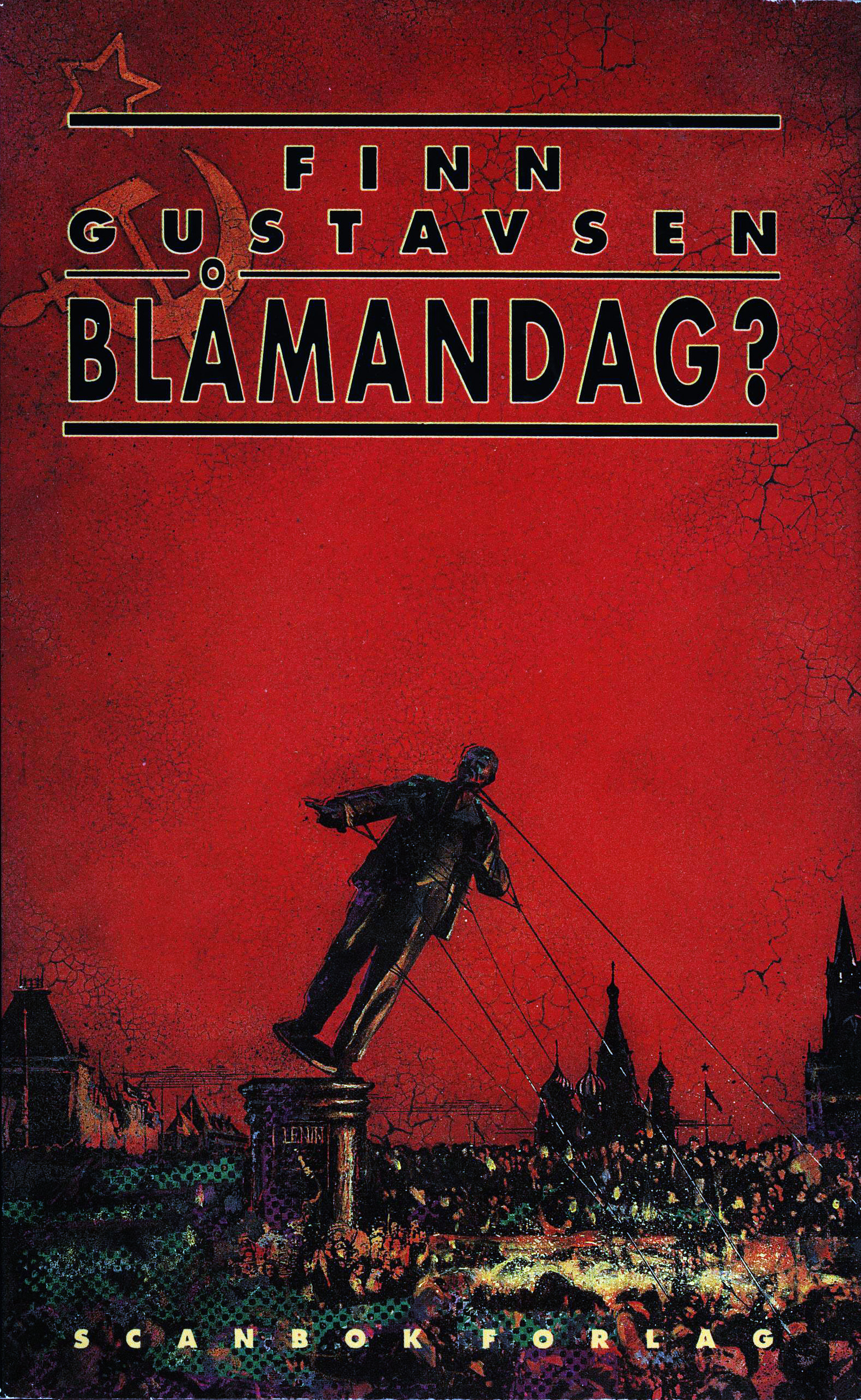 Finn Gustavsen: Blåmandag?
