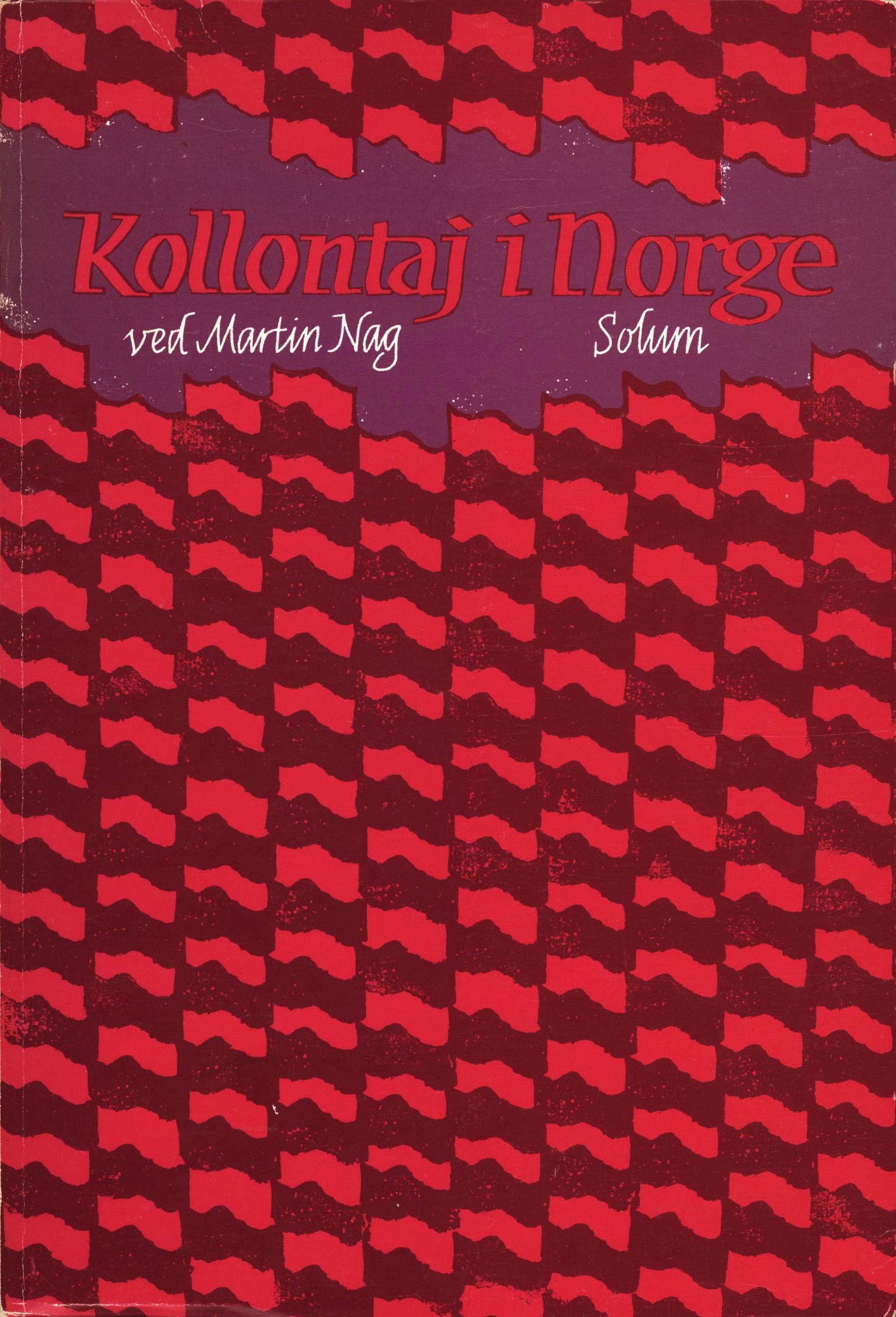 Martin Nag: Kollontaj i Norge