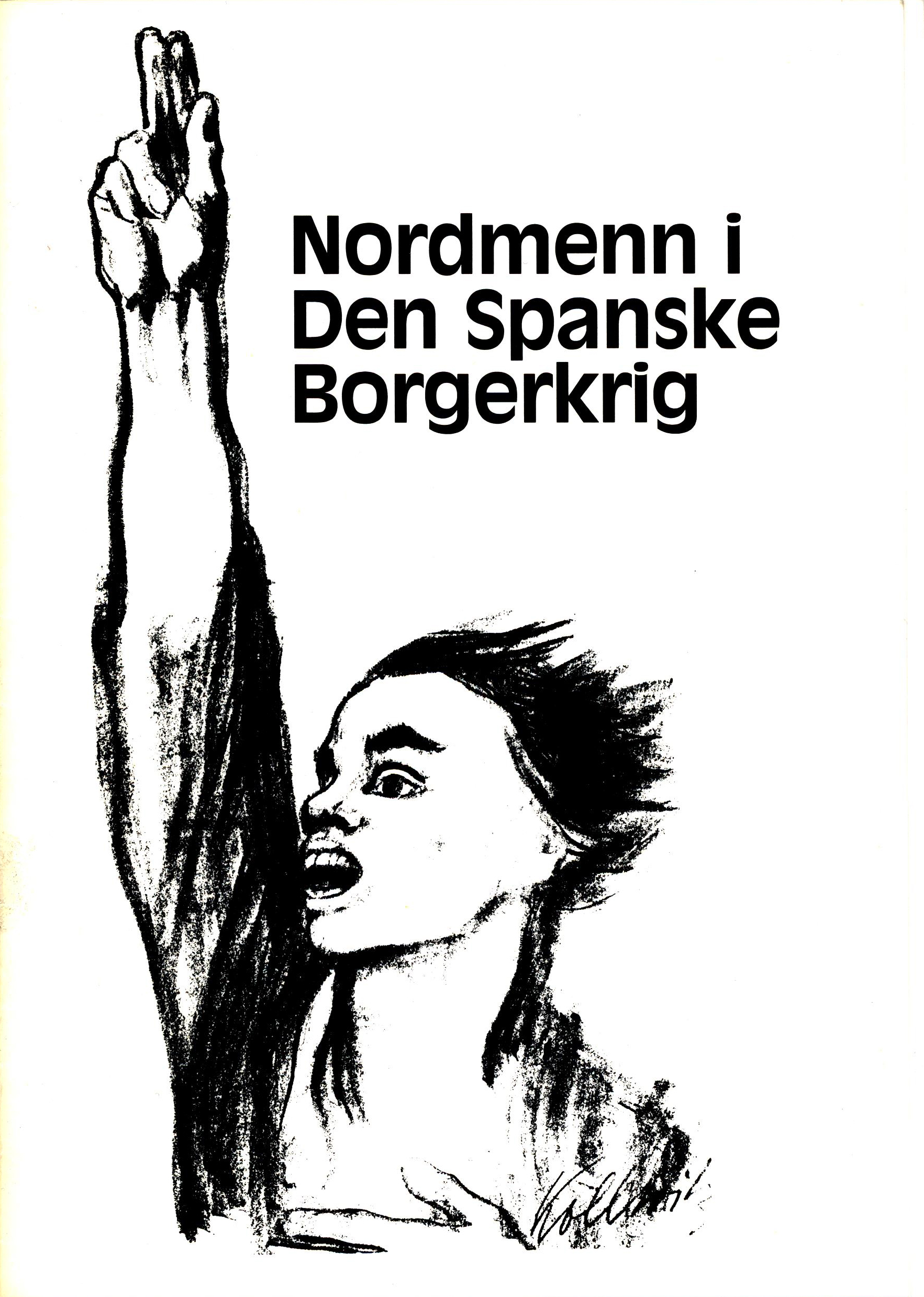 Nordmenn i den spanske borgerkrig