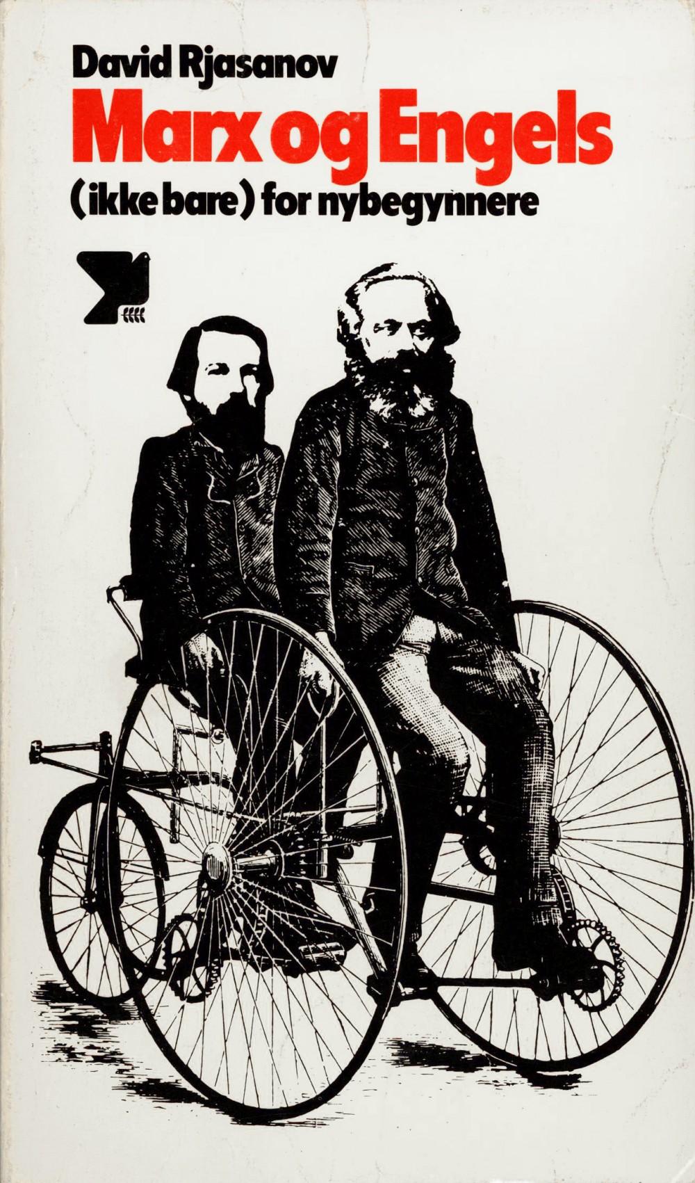 David Rjasanov: Marx og Engels (ikke bare) for nybegynnere