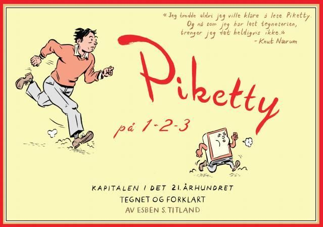 Esben S. Titland: Piketty på 1-2-3