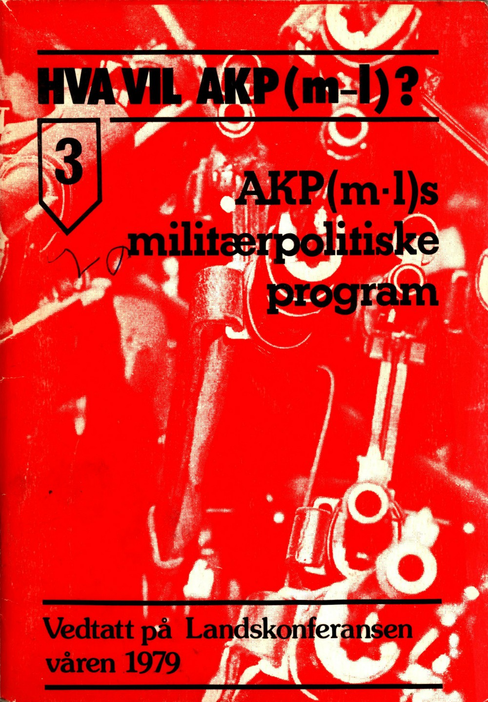 Hva vil AKP(m-l)? #3: AKP (m-l)s militærpolitiske program