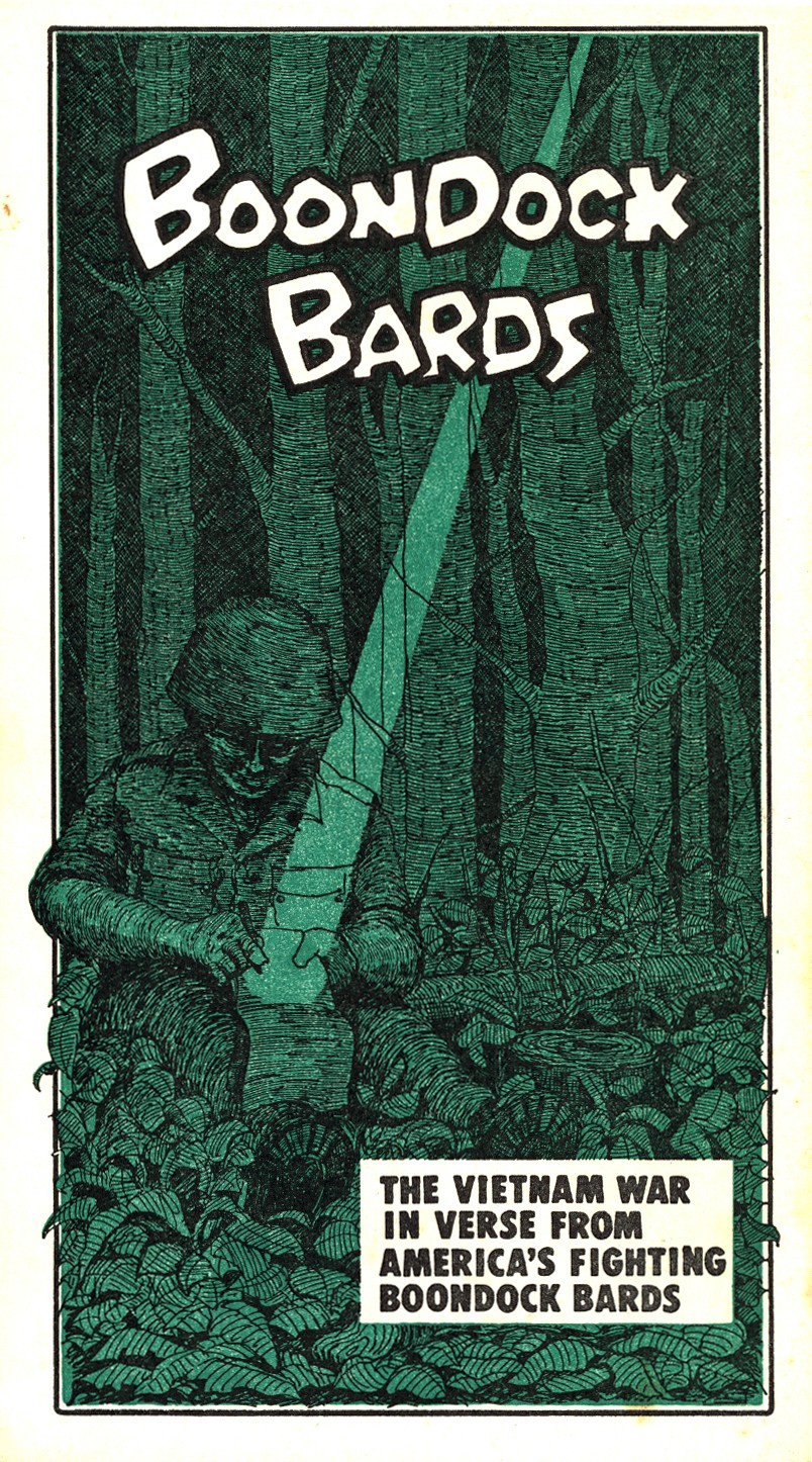 Diverse forfattere: Boondock Bards - The Vietnam War in verse from America's fighting boondock bards
