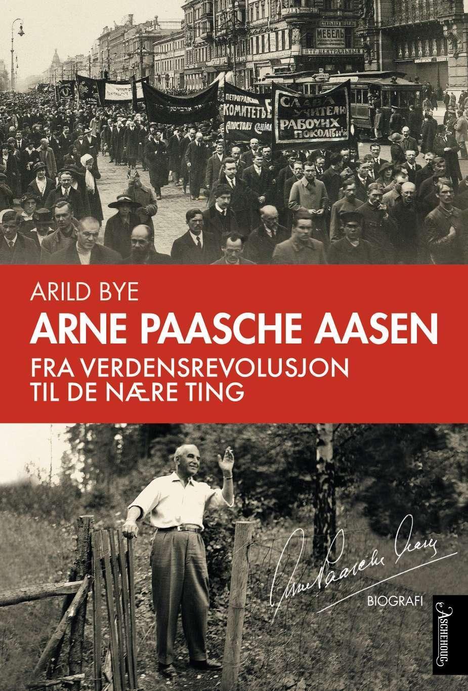 Arild Bye: Arne Paasche Aasen - Fra verdensrevolusjon til de nære ting