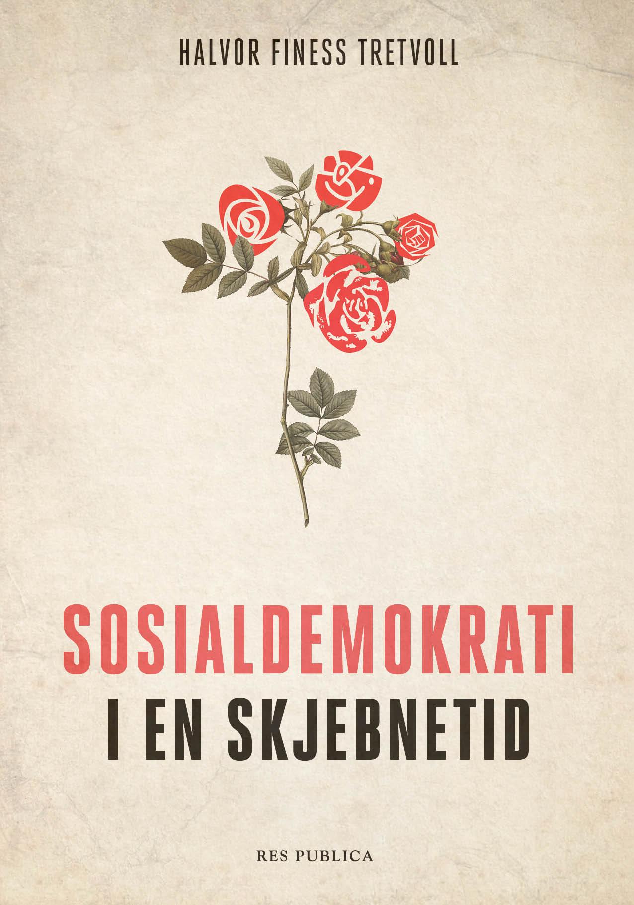 Halvor Finess Tretvoll: Sosialdemokrati i en skjebnetid