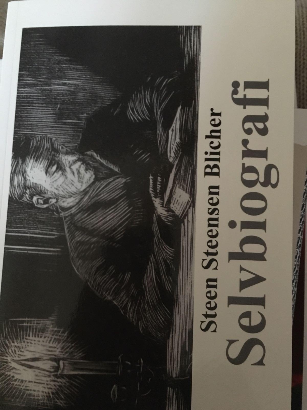 Selvbiografi af Steen Steensen Blicher