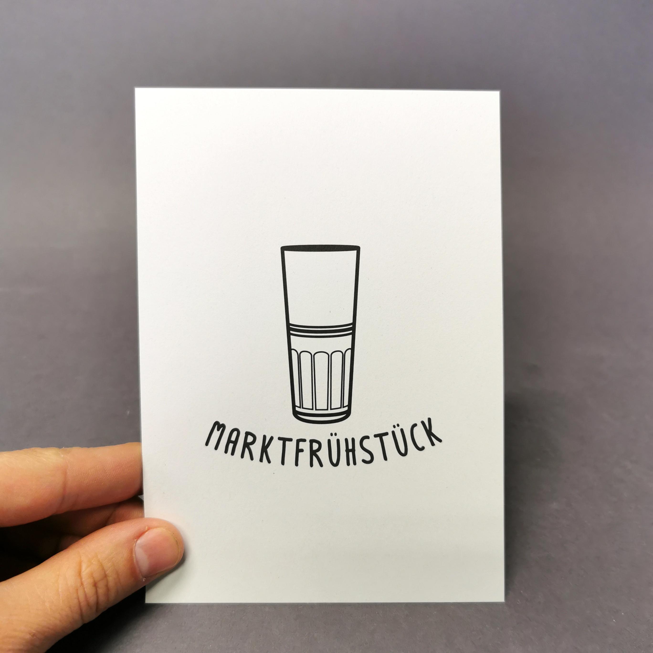 Postkarte von Charles Shirts