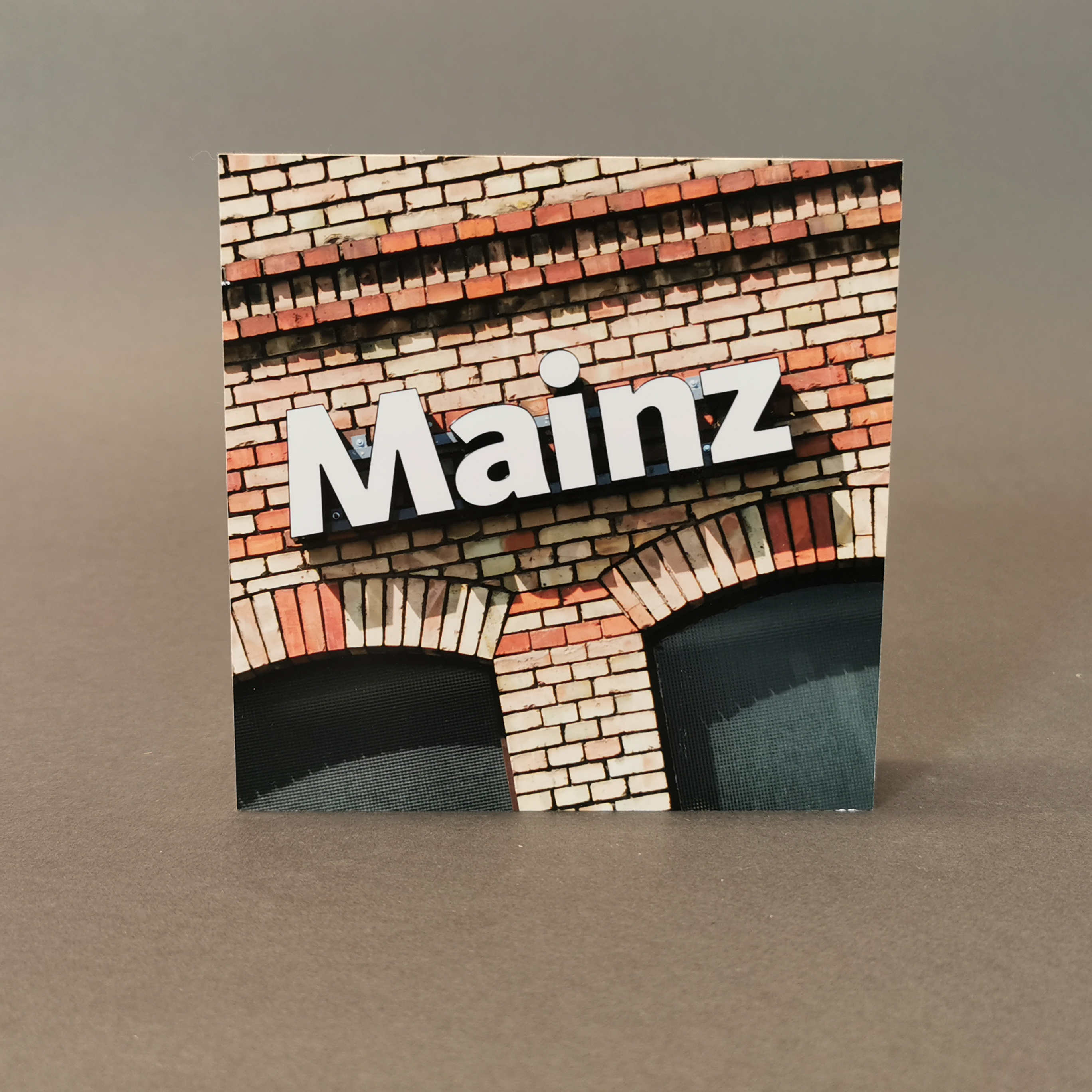 "Foto-Block ""Mainz im Quadrat"""