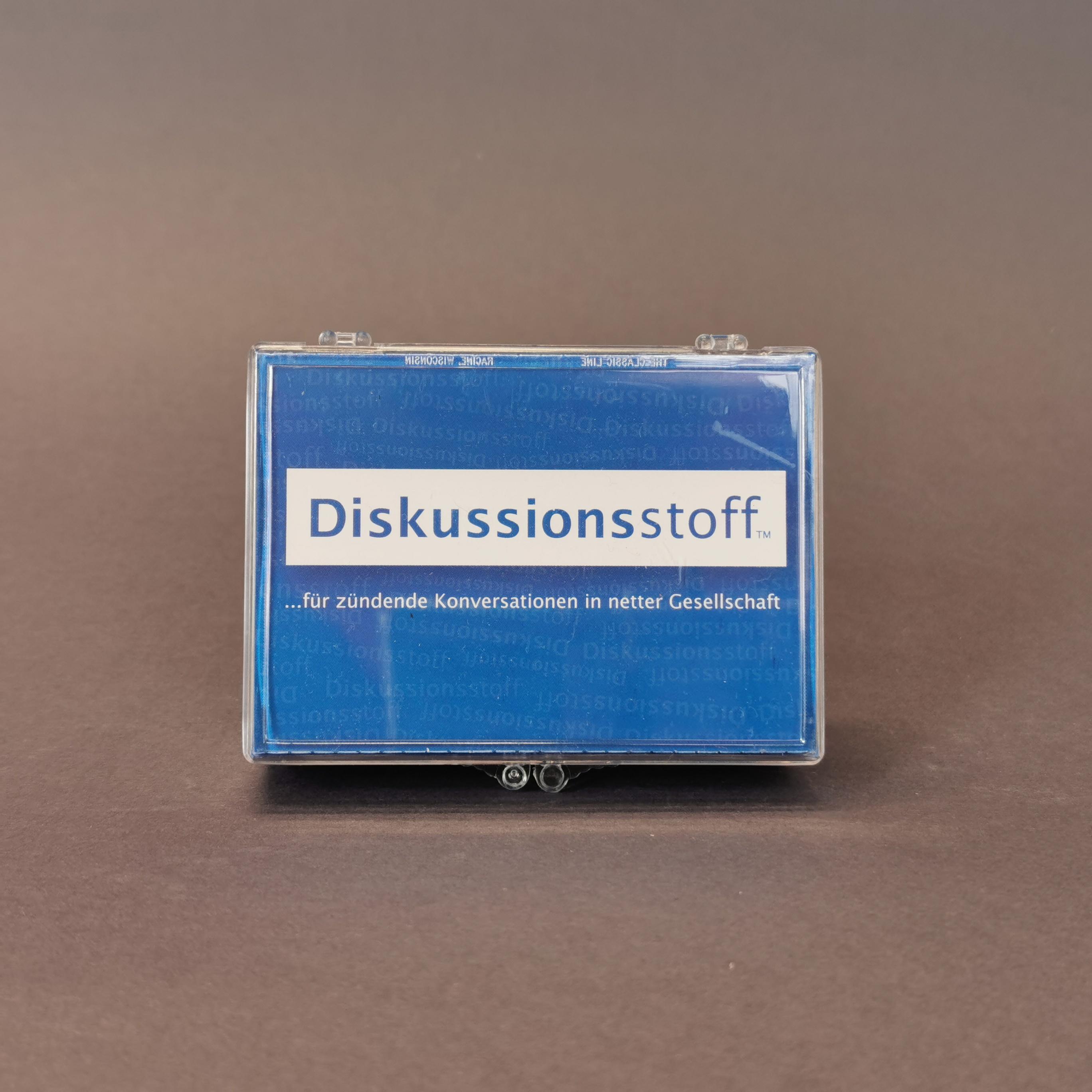 Diskussionsstoff