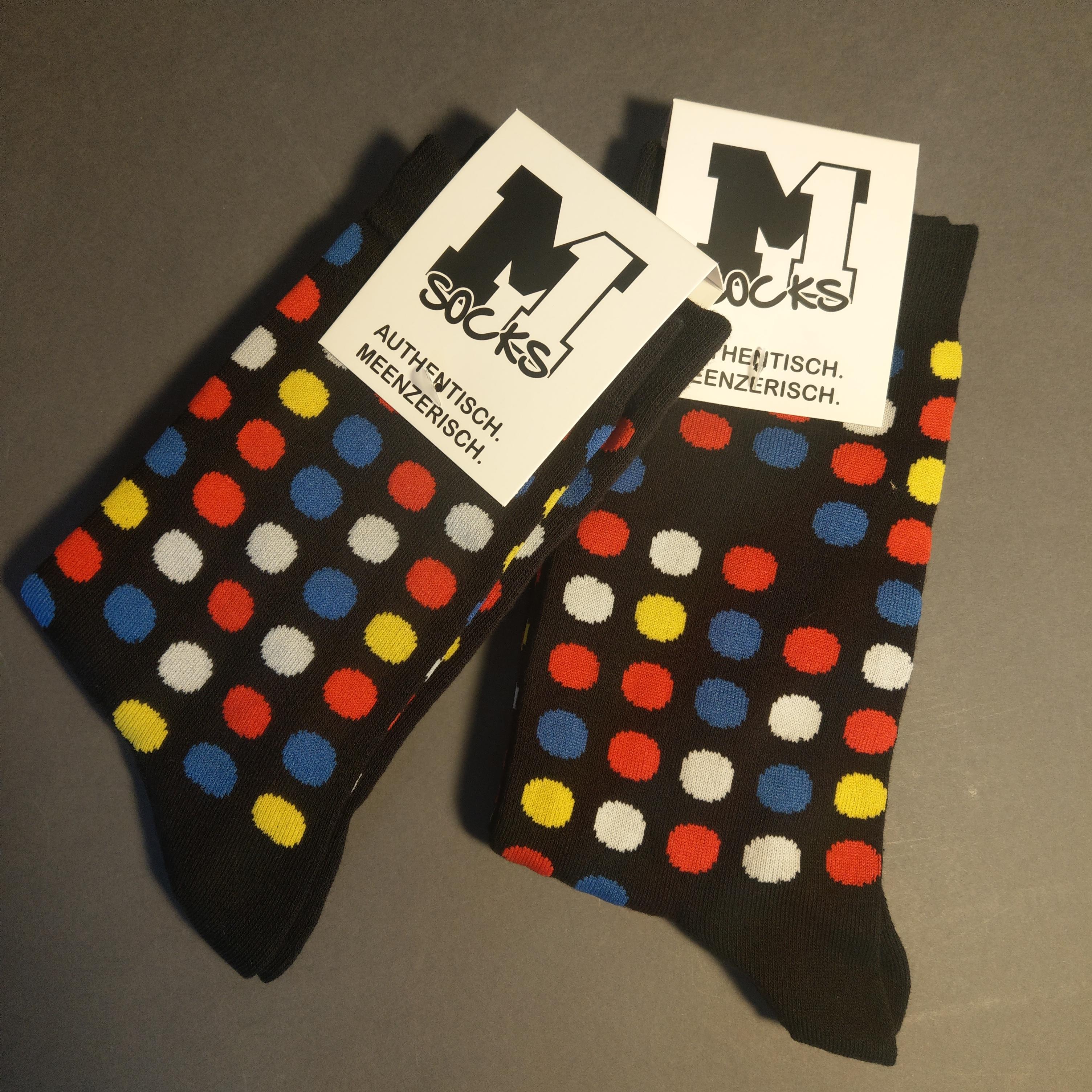 Fastnachtssocken von M1 Streetwear