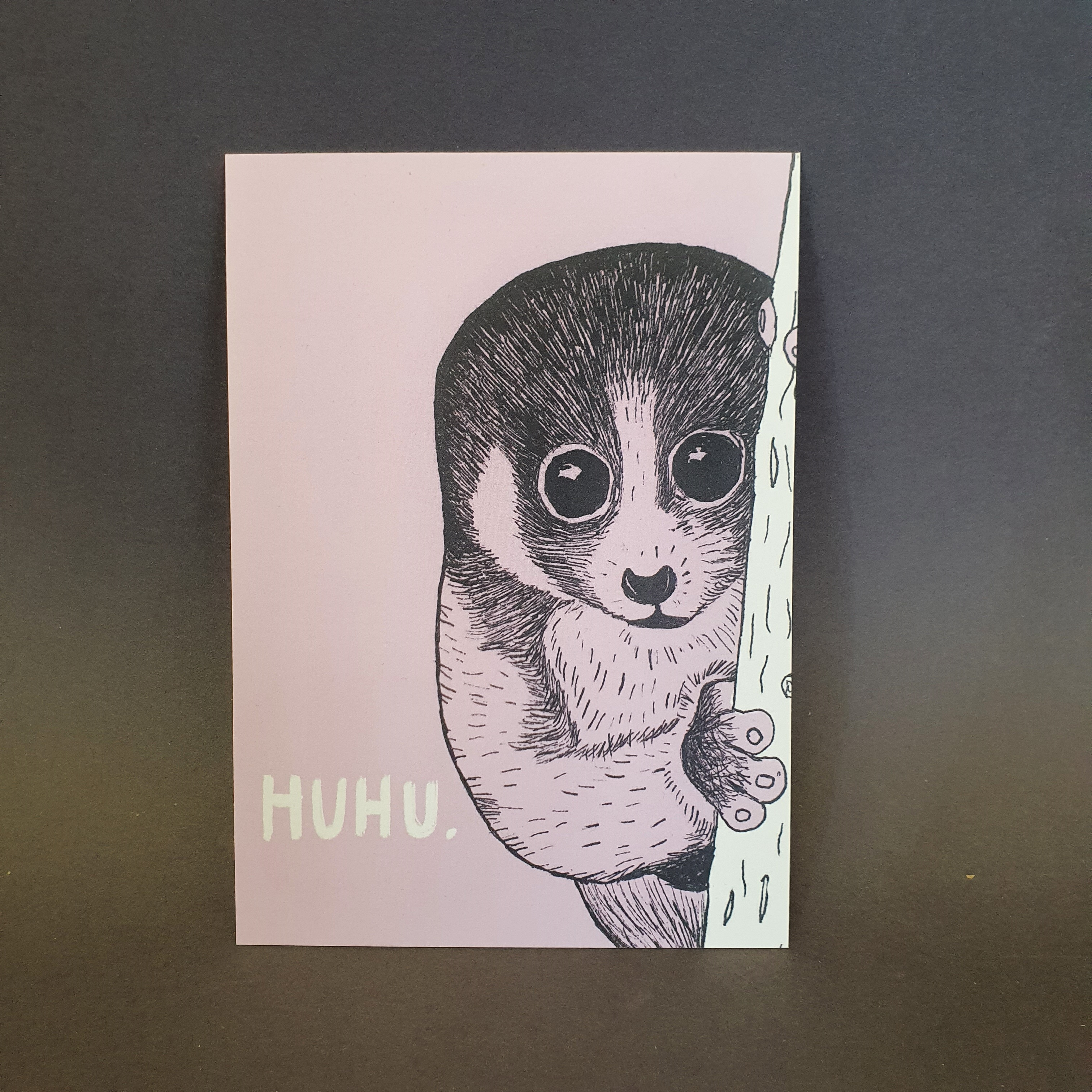 Postkarte / Hafen