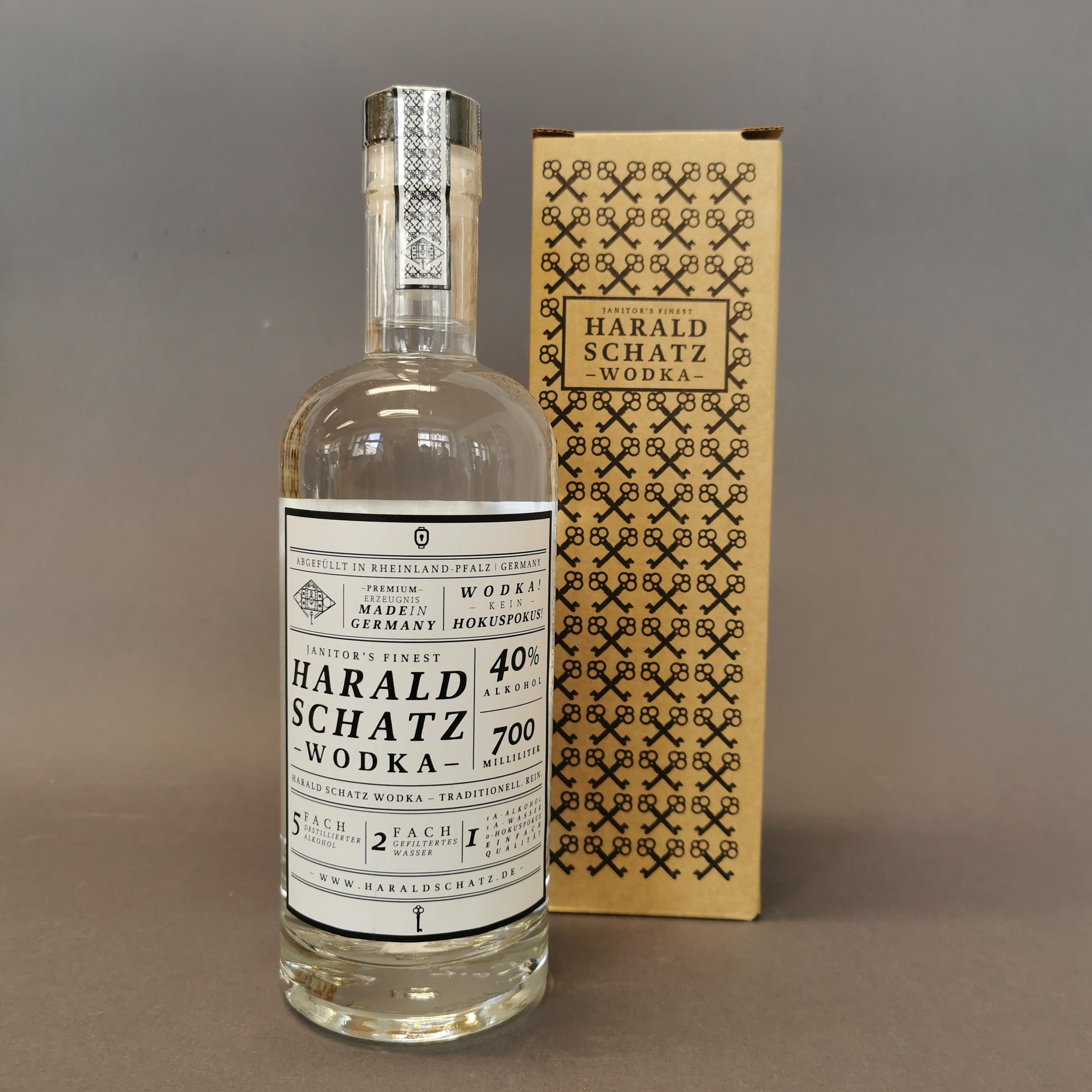 Harald Schatz Wodka