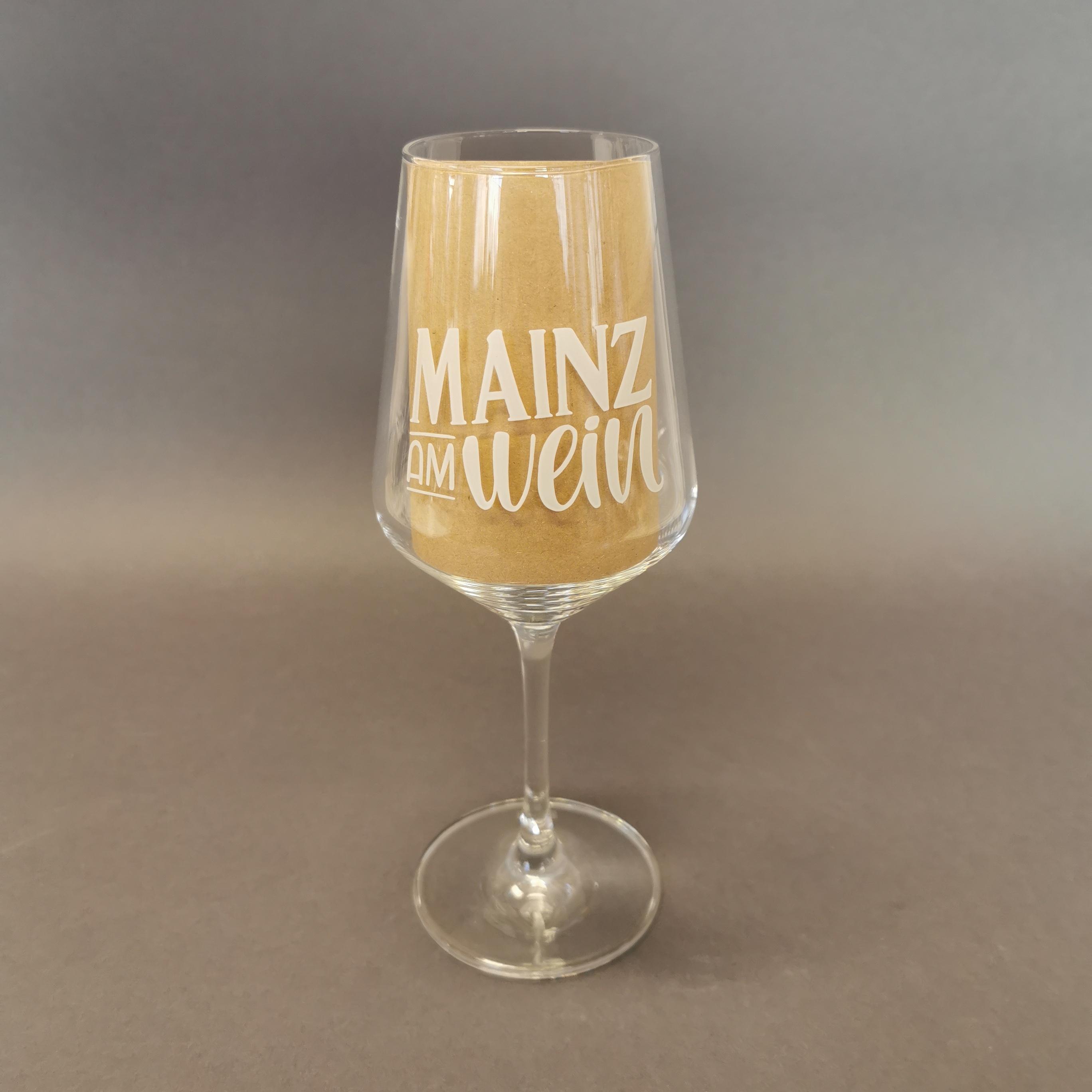 Gläser von Pinke Distel