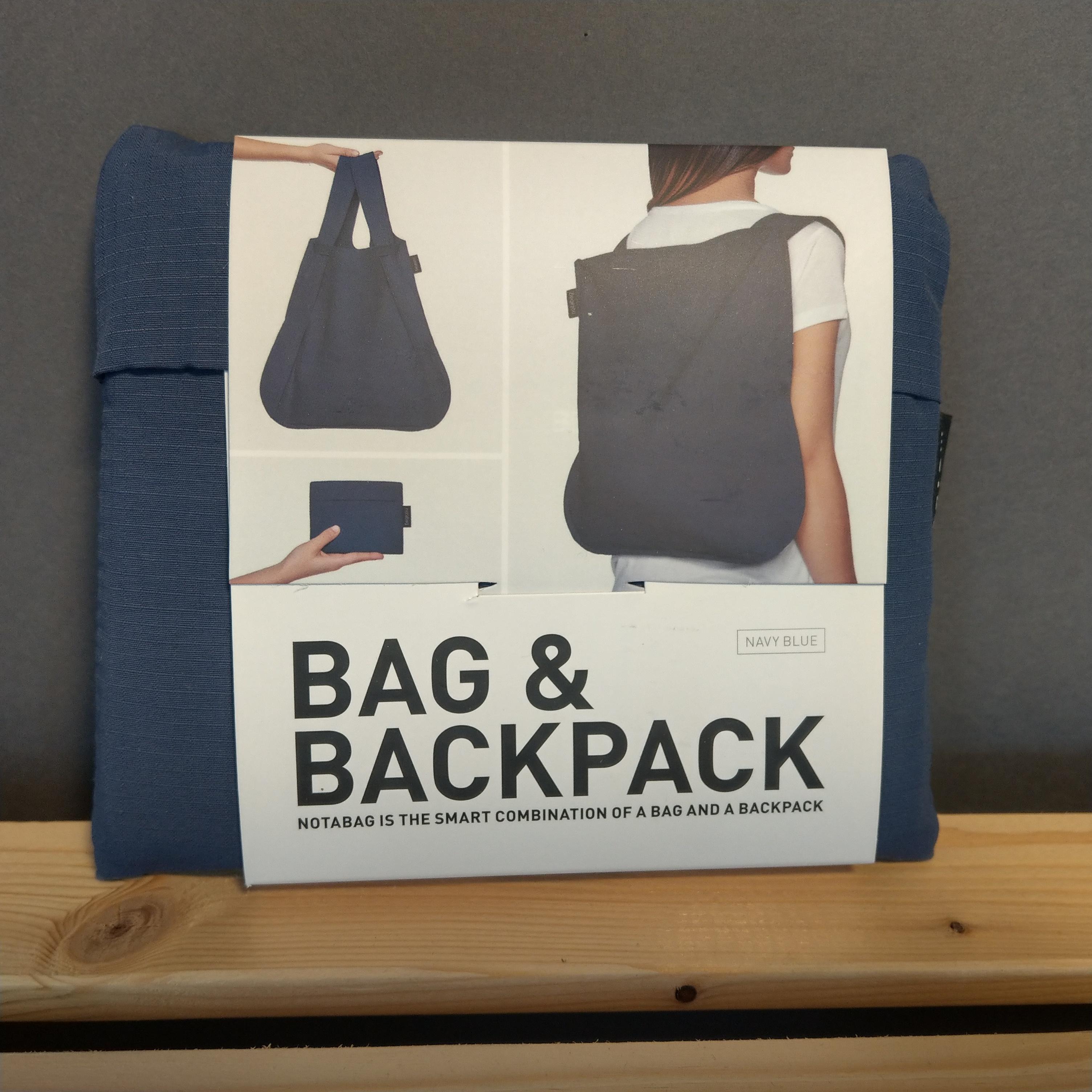 Tasche oder Rucksack von NOTABAG