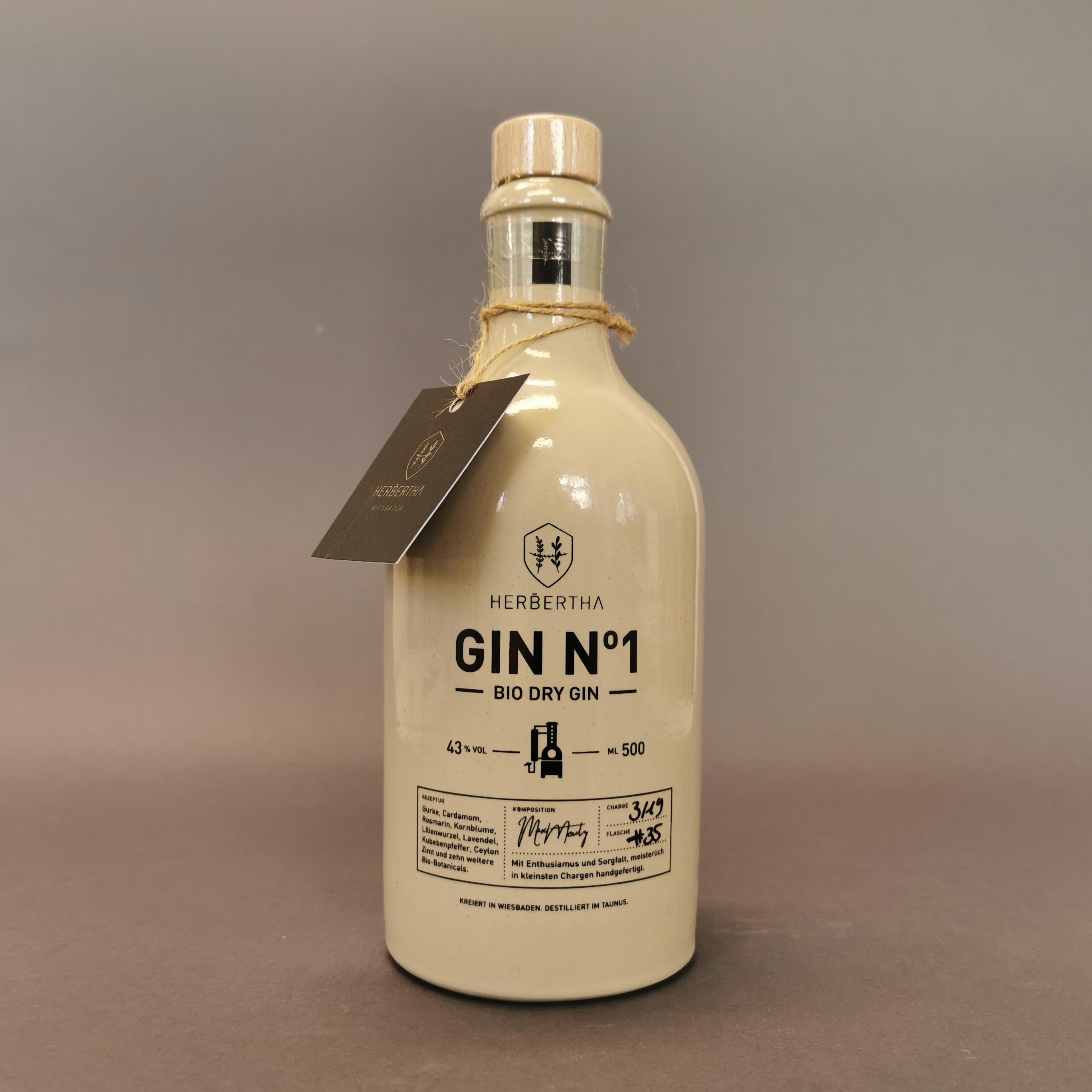Herbertha Gin N°1