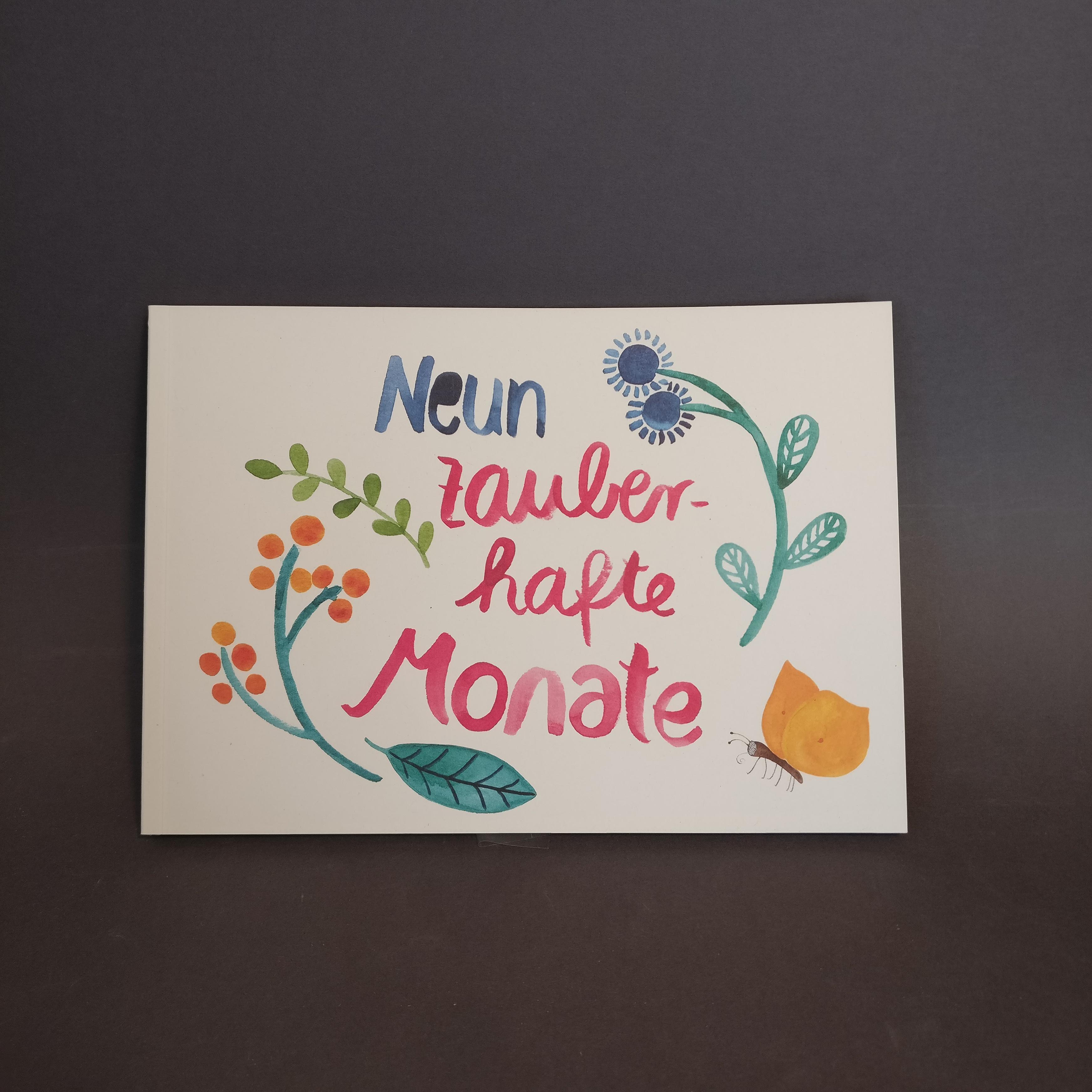 Babybuch von Frau Ottilie