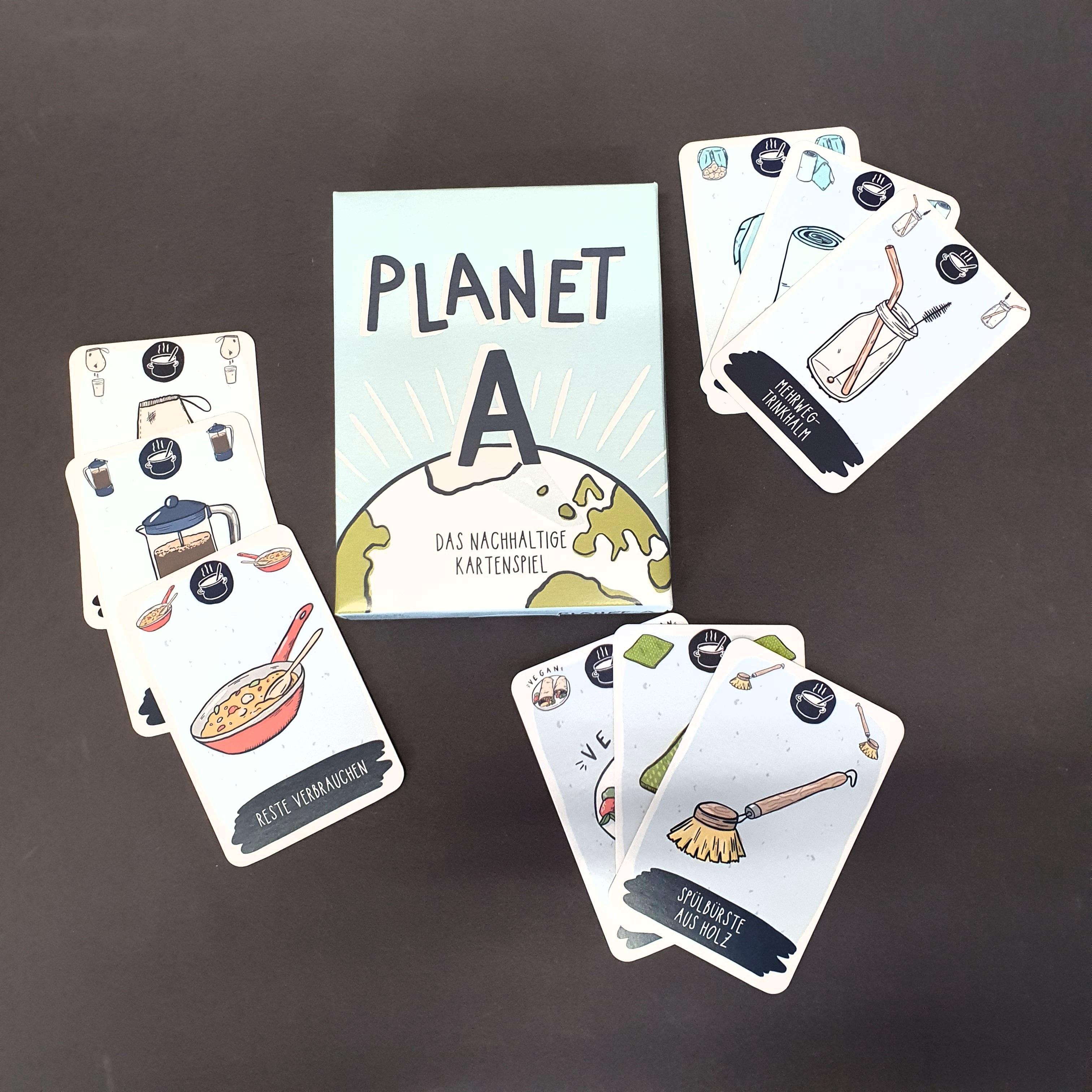 Planet A