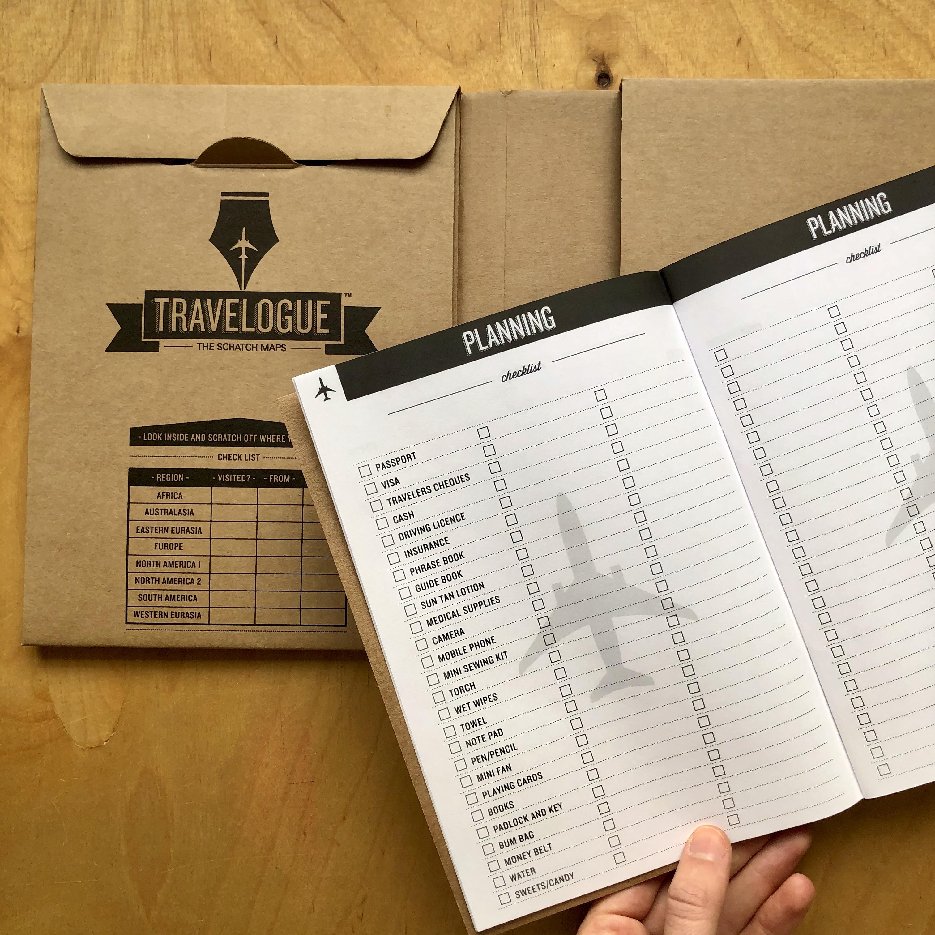 Travel Logue