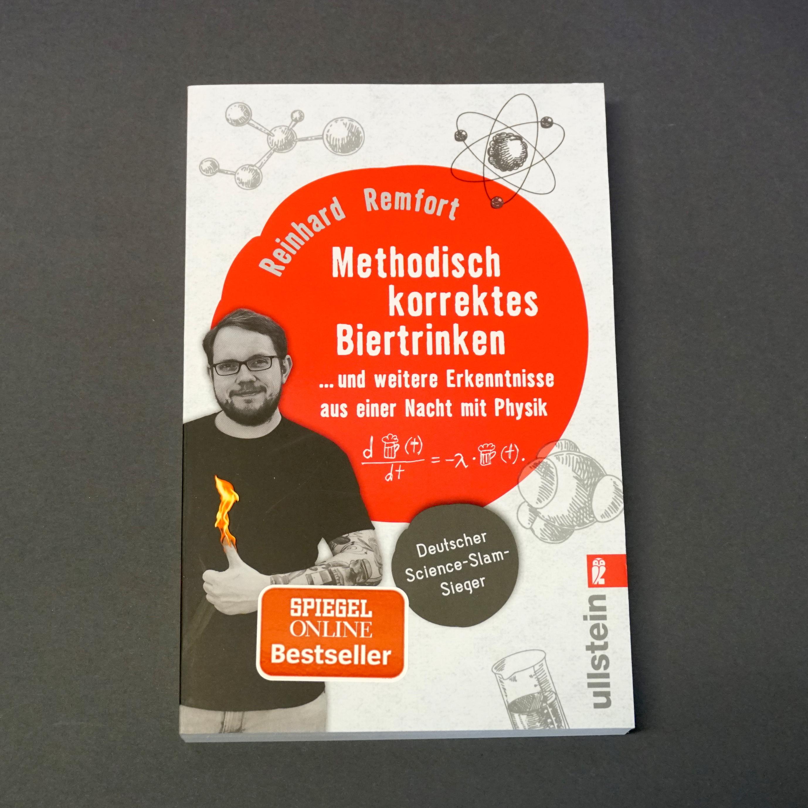 Methodisch korrektes Biertrinken - Buch von Reinhard Remfort
