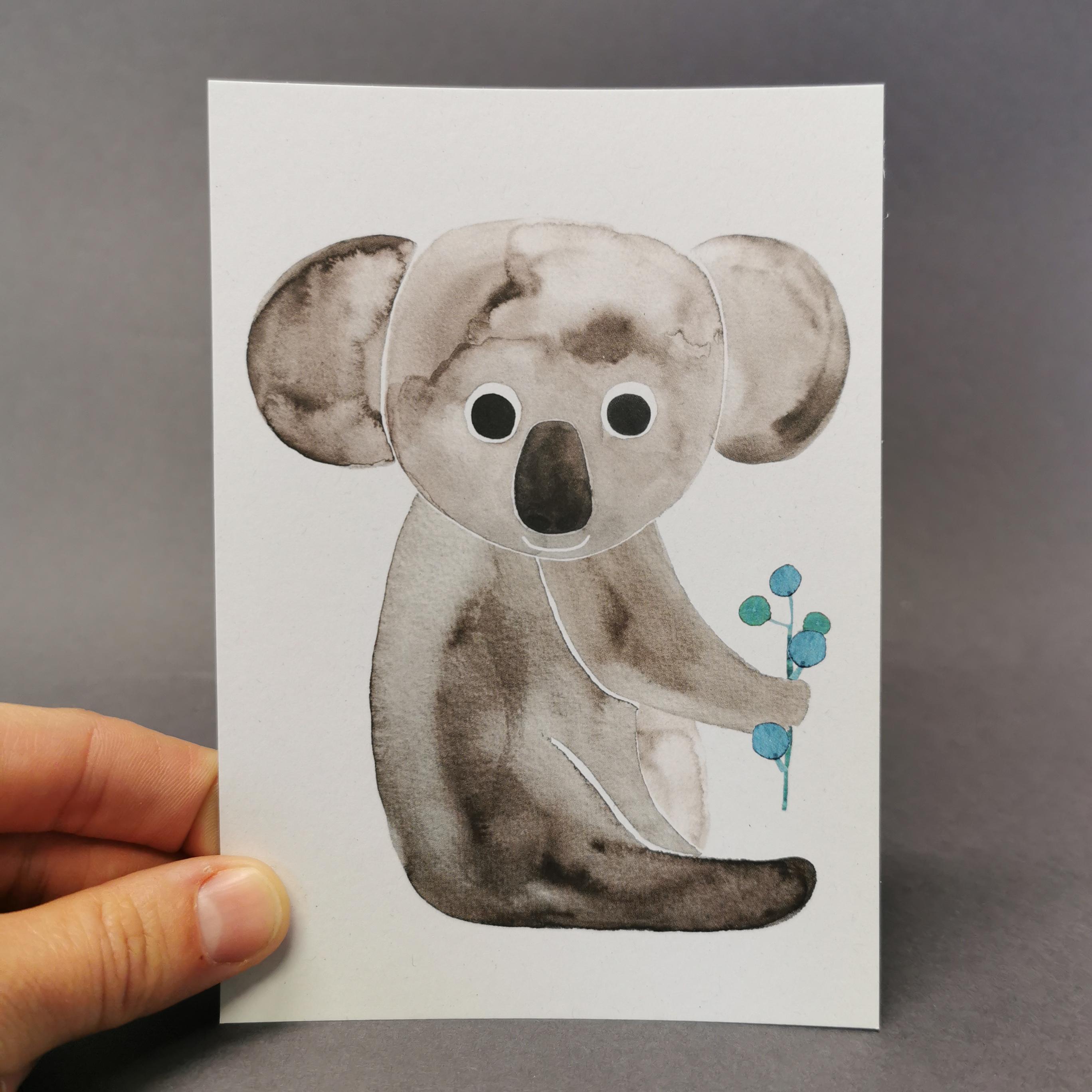 Postkarten von Frau Ottilie