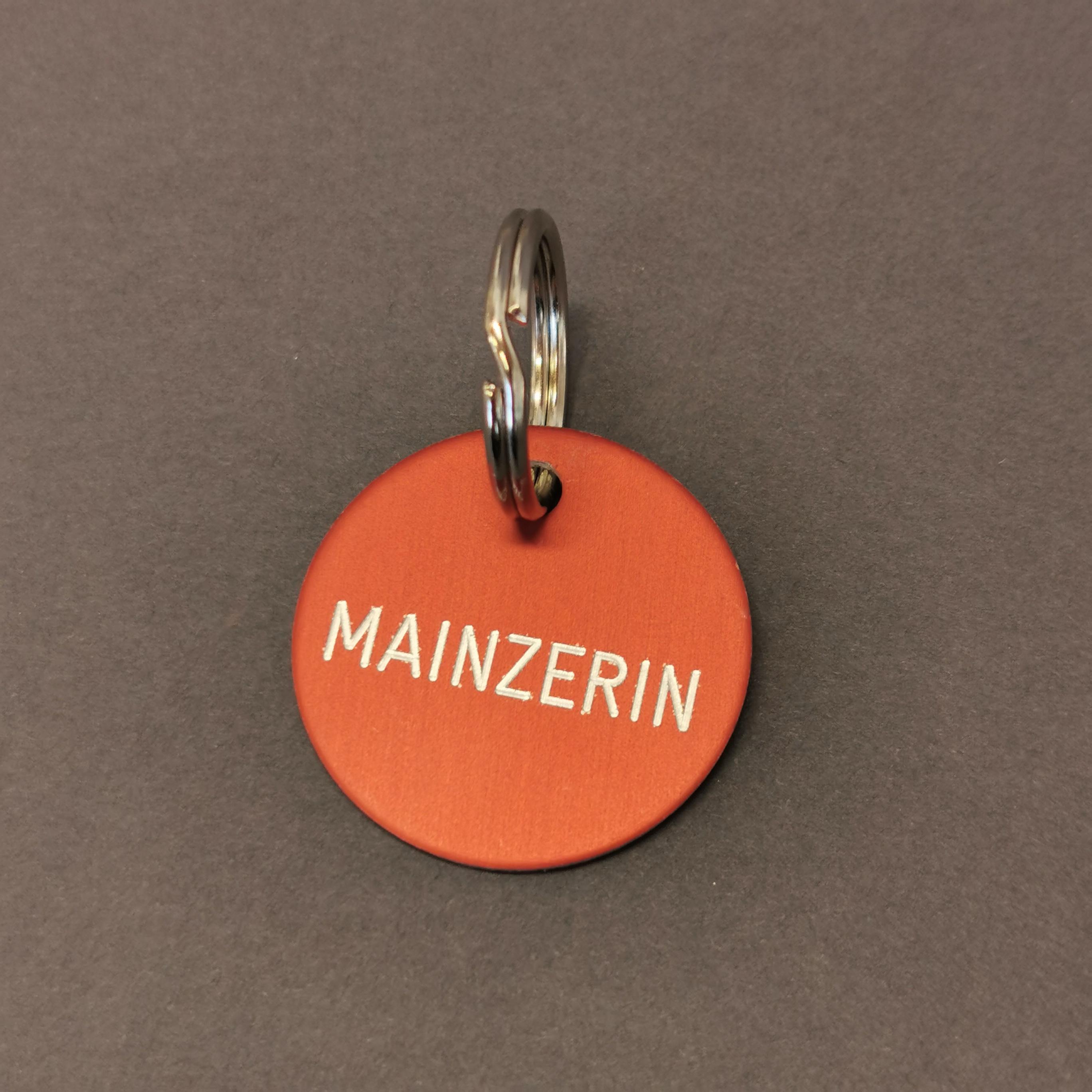 Gold Spot – Schlüsselanhänger Mainz-Motive