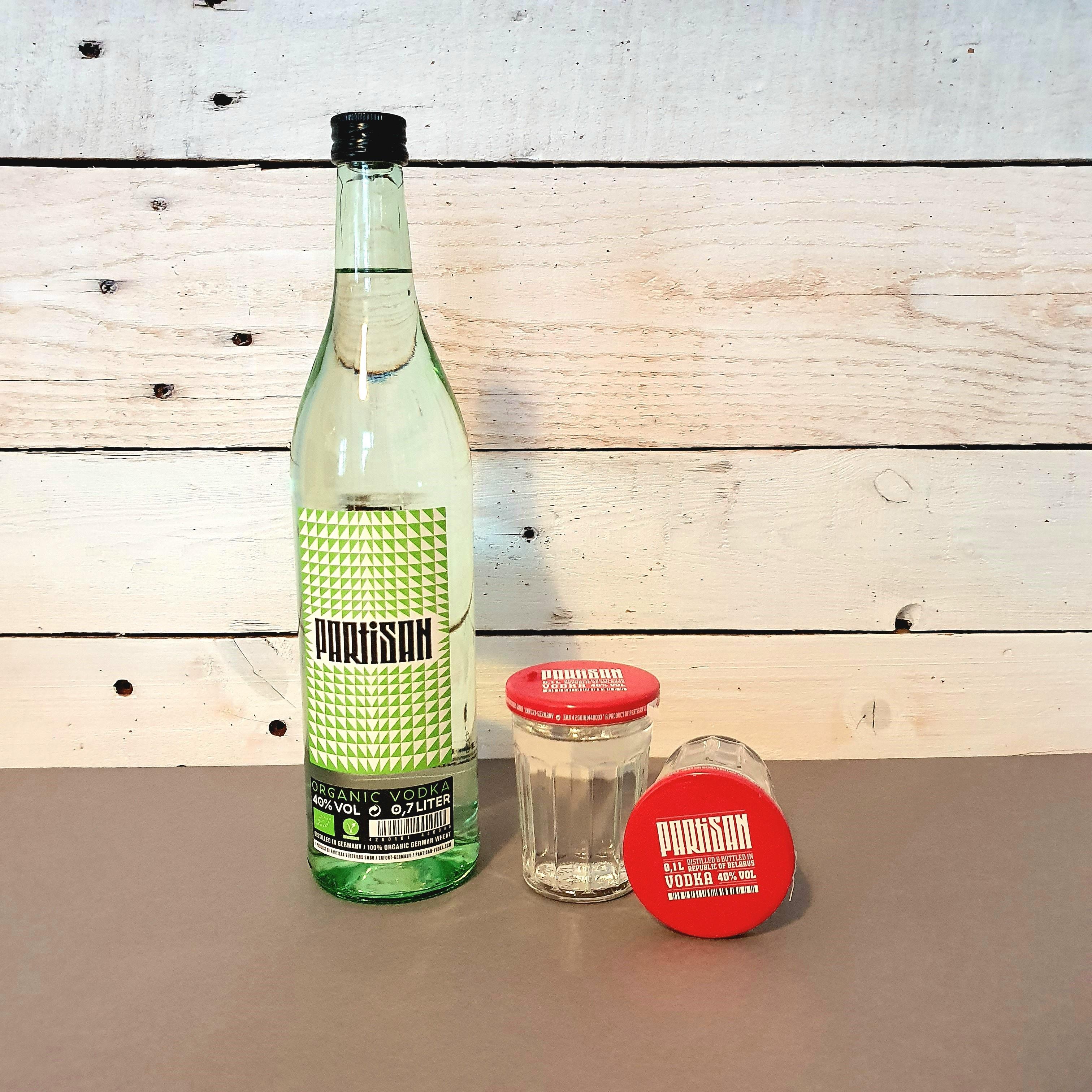 Partisan Vodka