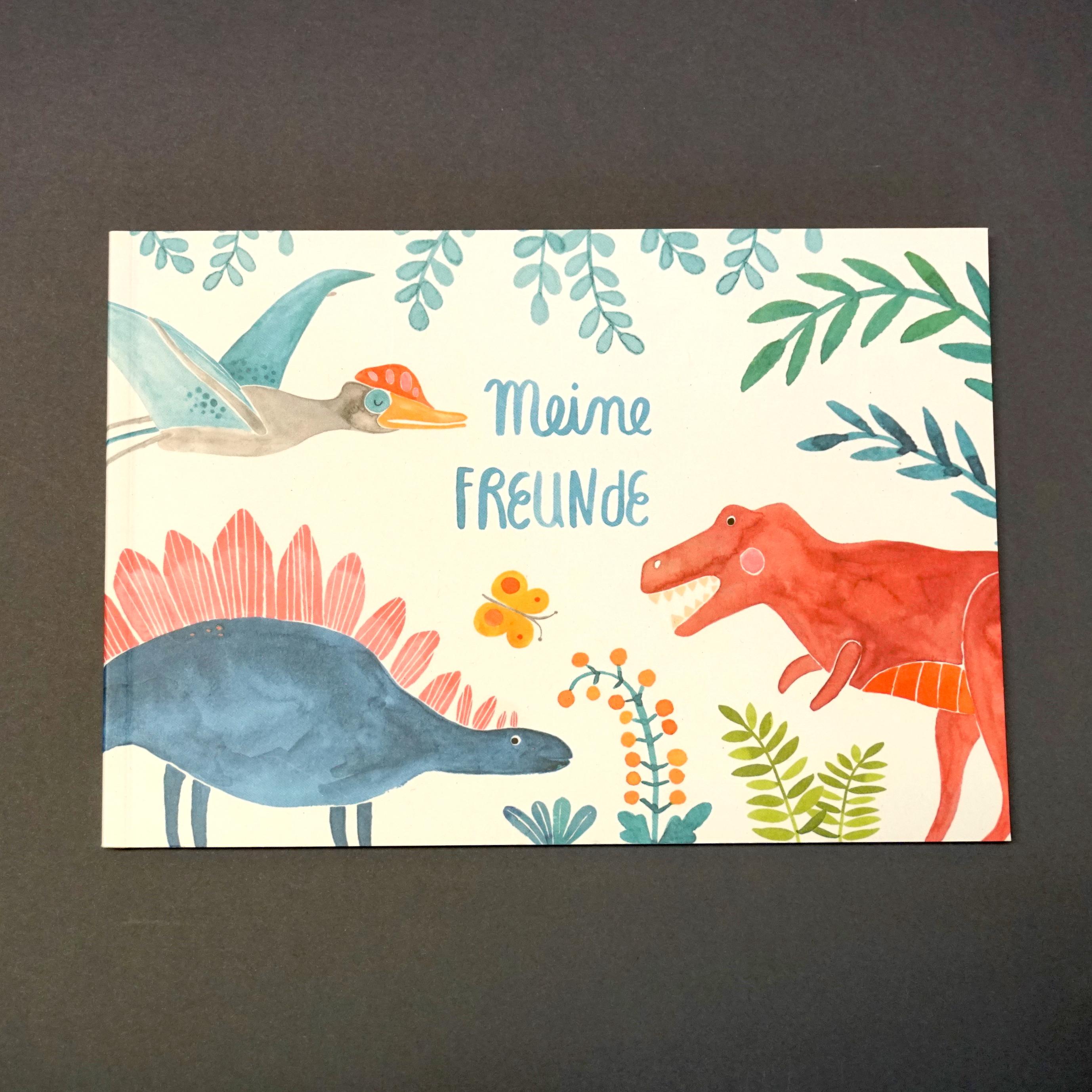 Freundebuch von Frau Ottilie