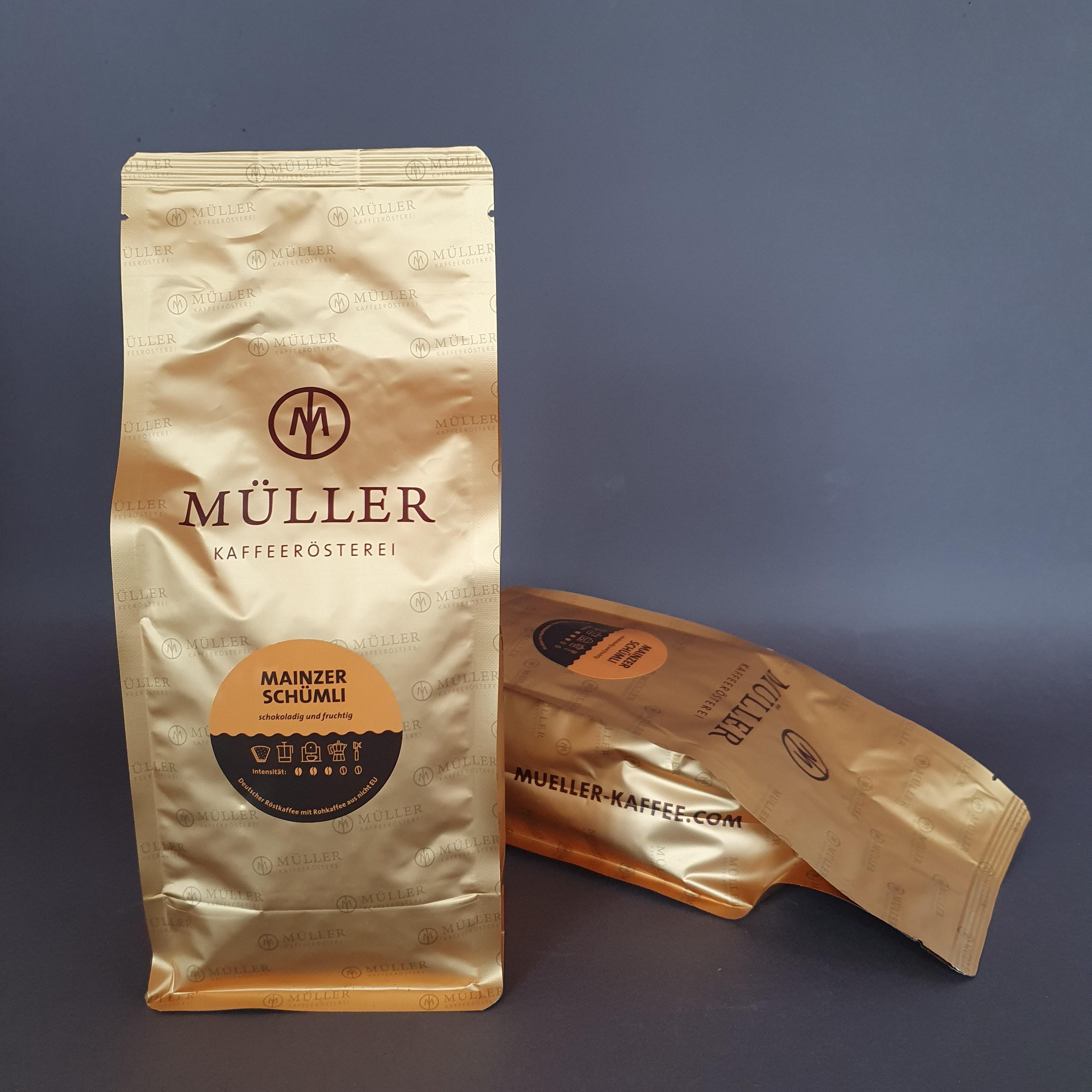 Mainzer Schümli 500g von Müller Kaffee