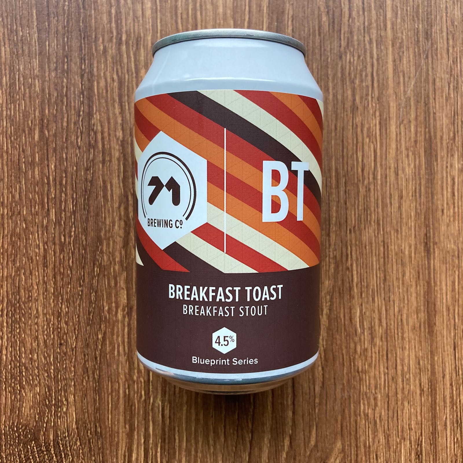 71 Brewing - Breakfast Toast