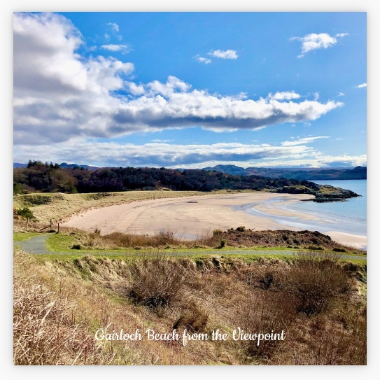 New Style L57 Coaster: Gairloch Viewpoint