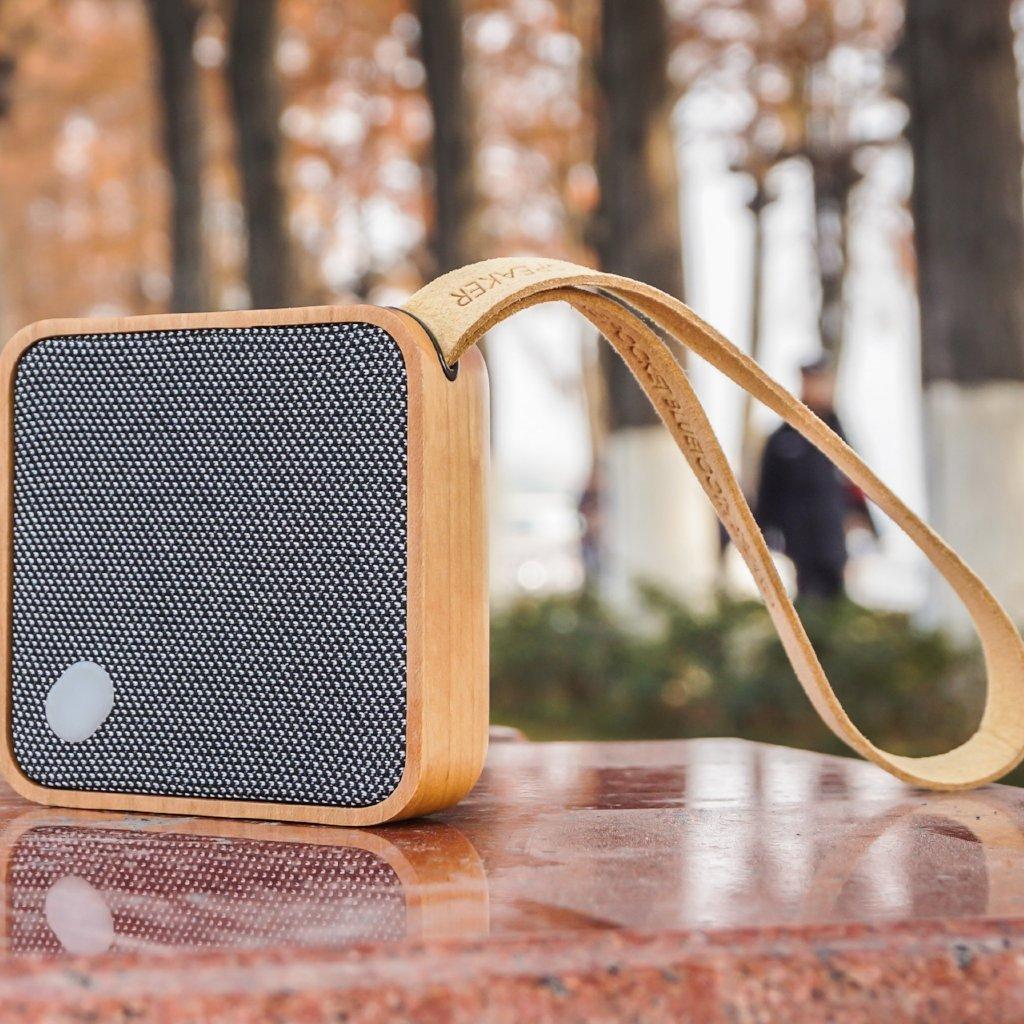 MI Square Bluetooth Speaker Cherry  SALE 25% (£43.95)