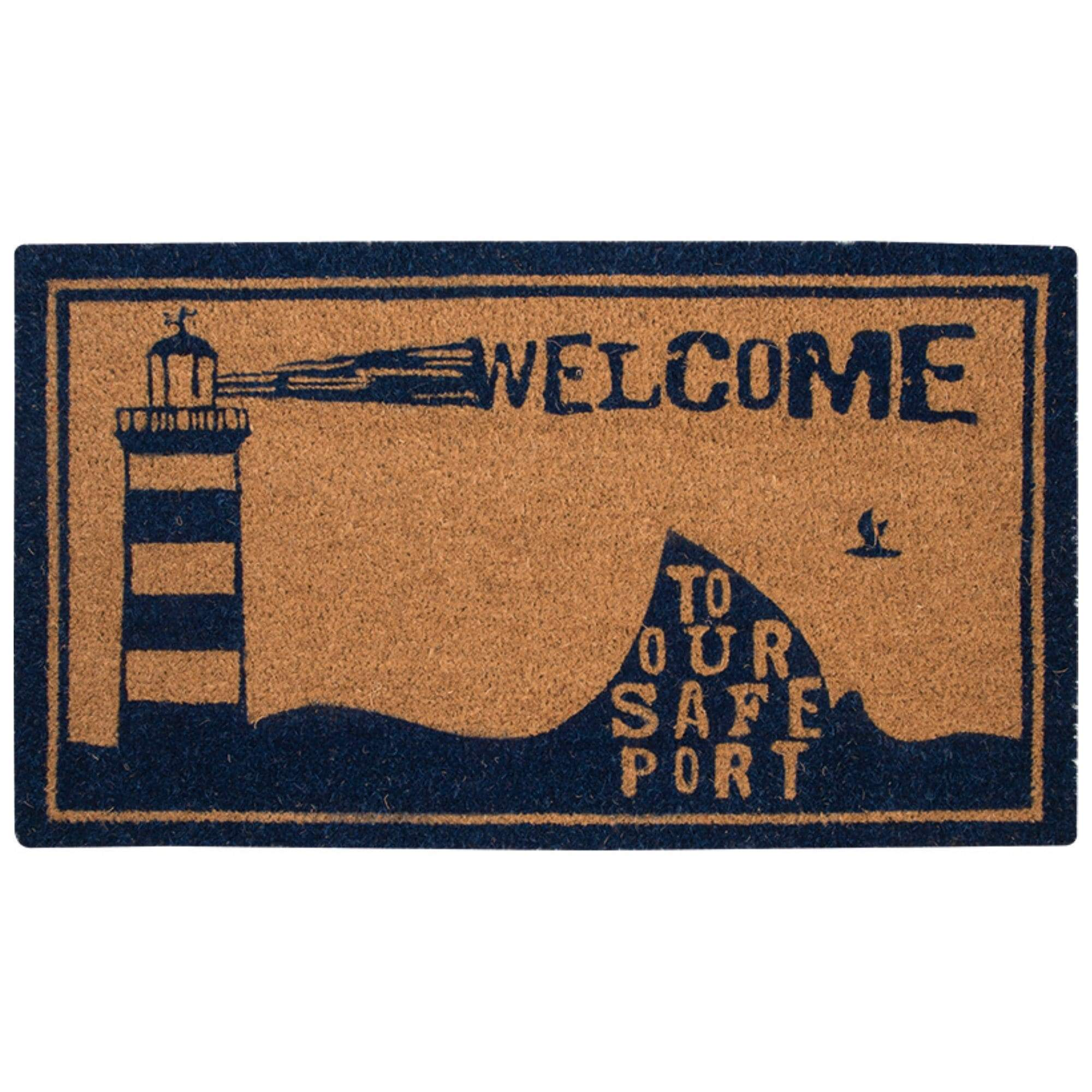 Lighthouse Doormat SALE 40% (£22.50)