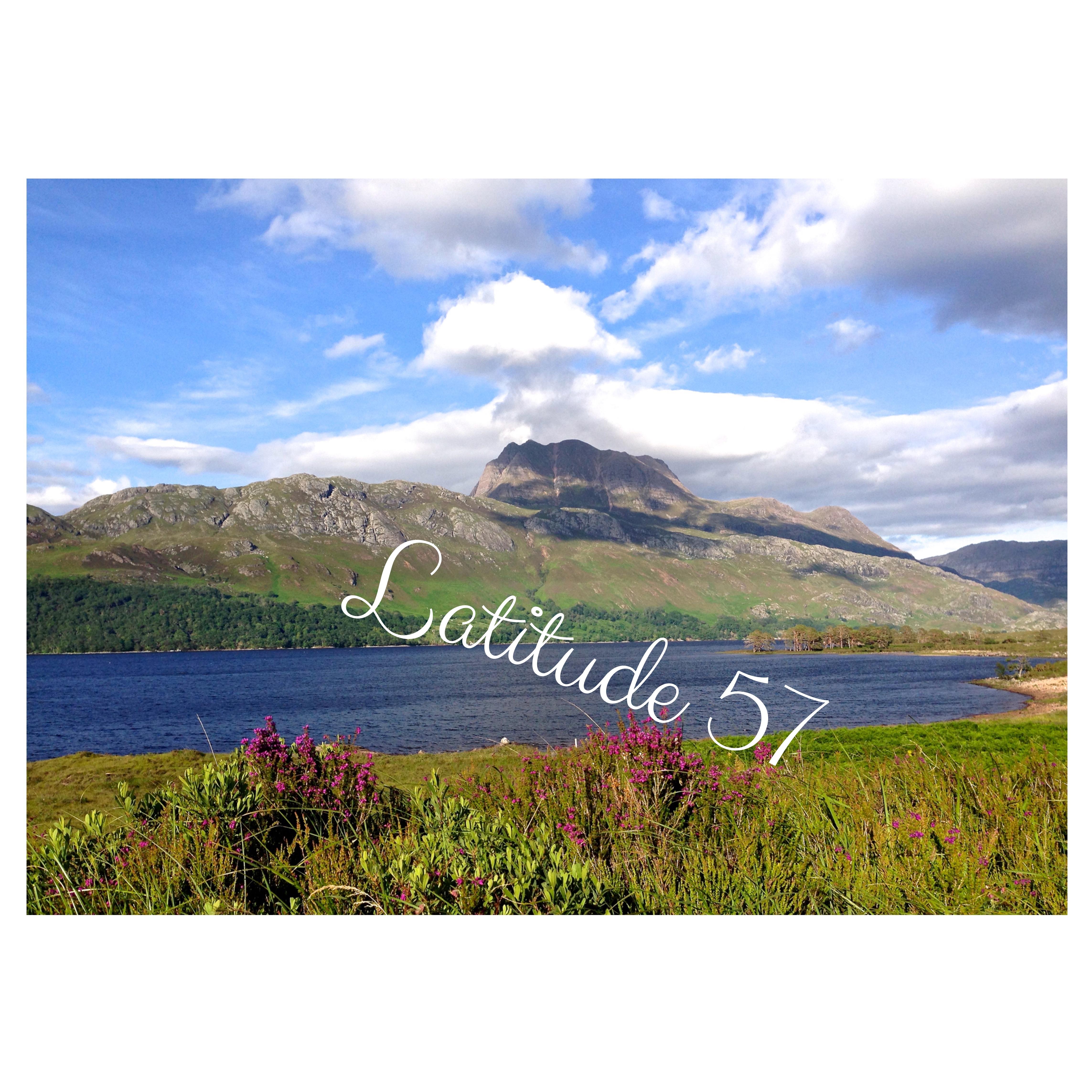 Mounted Print: Slioch & Loch Maree