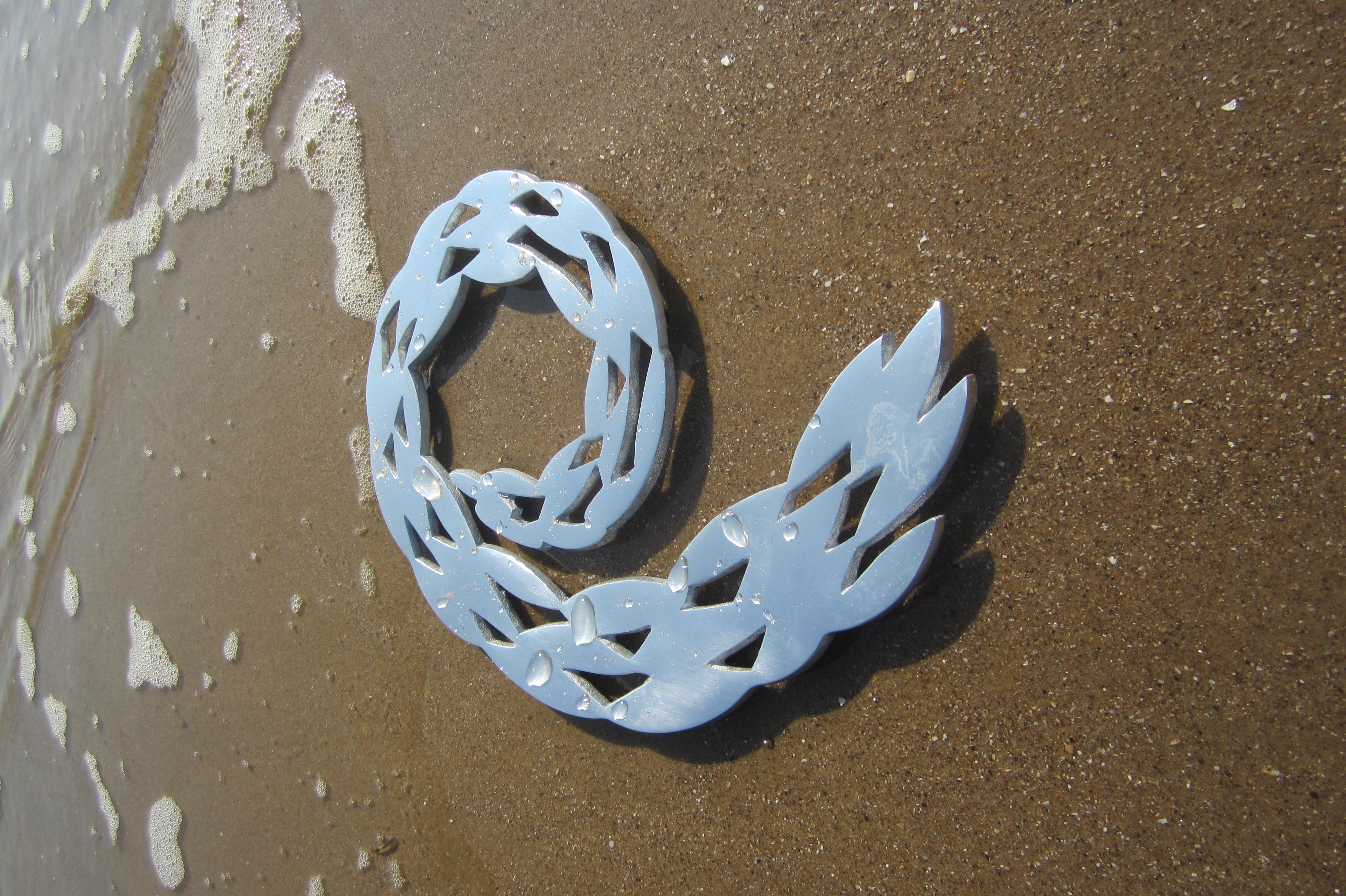 Trivet: Swirl of Fish