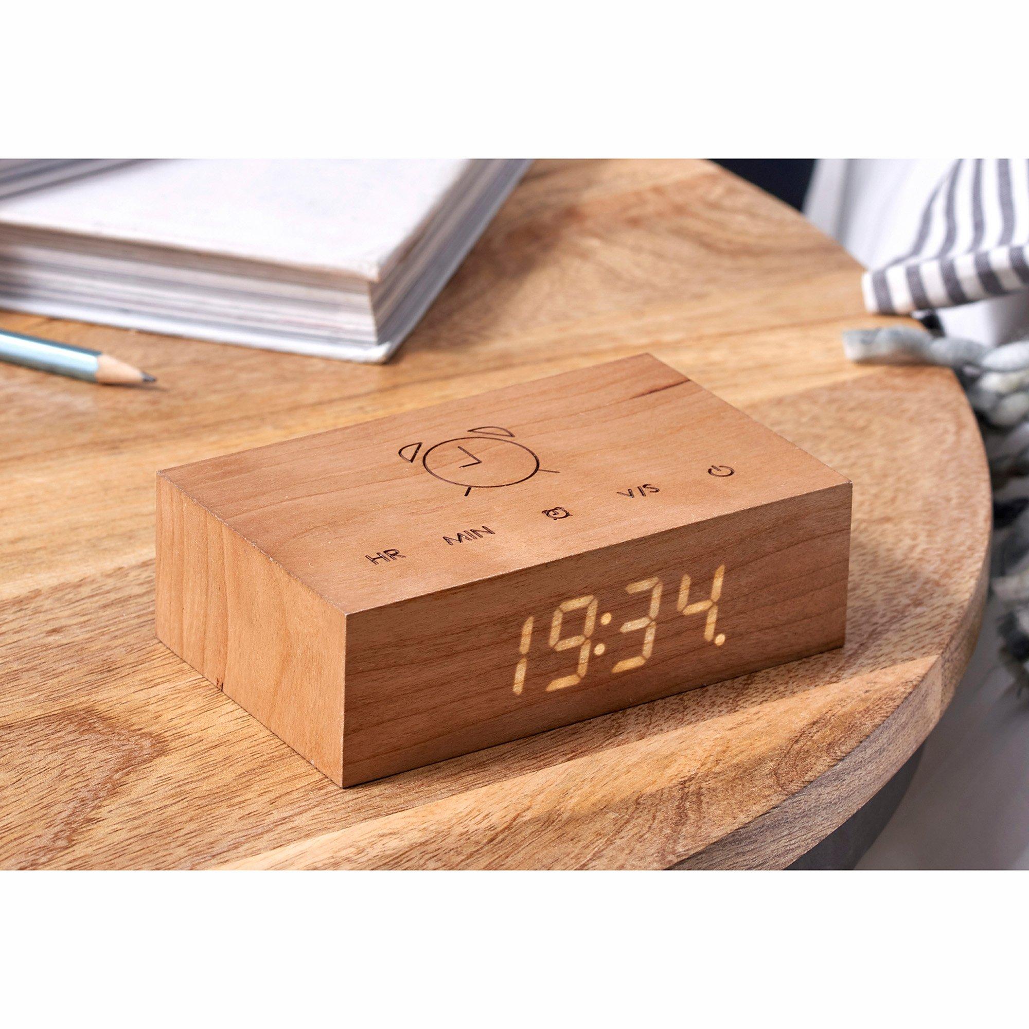 Gingko Flip Click Clock SALE 25% (£39.95)