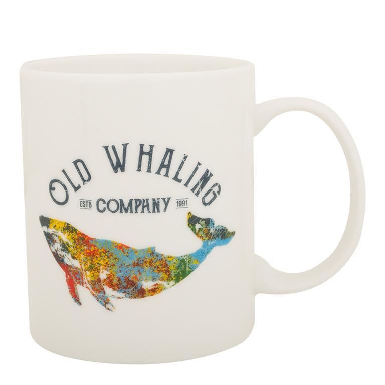 Old Whaling Company Mug SALE (£4.95)