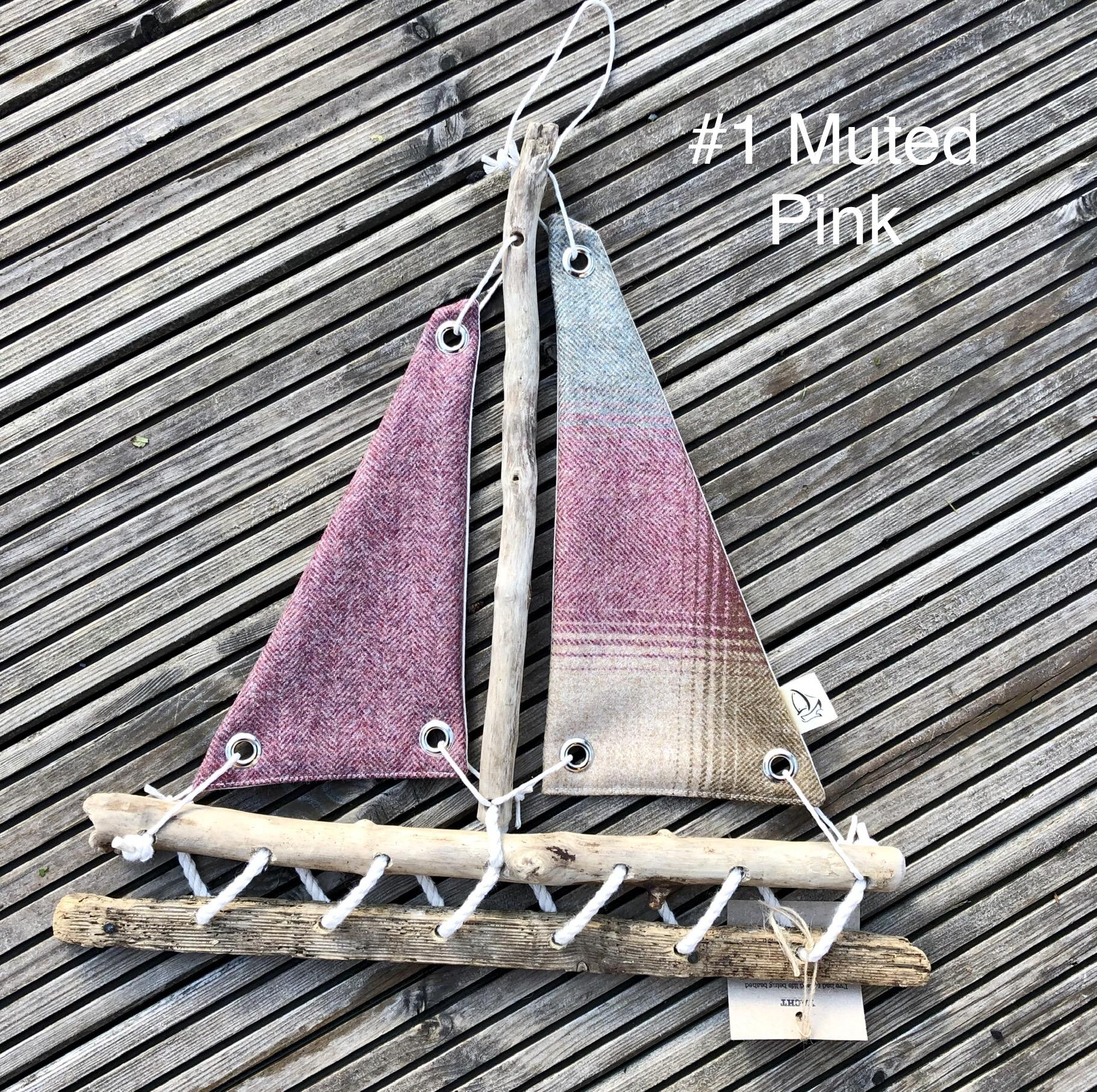 Driftwood Yacht, Handmade