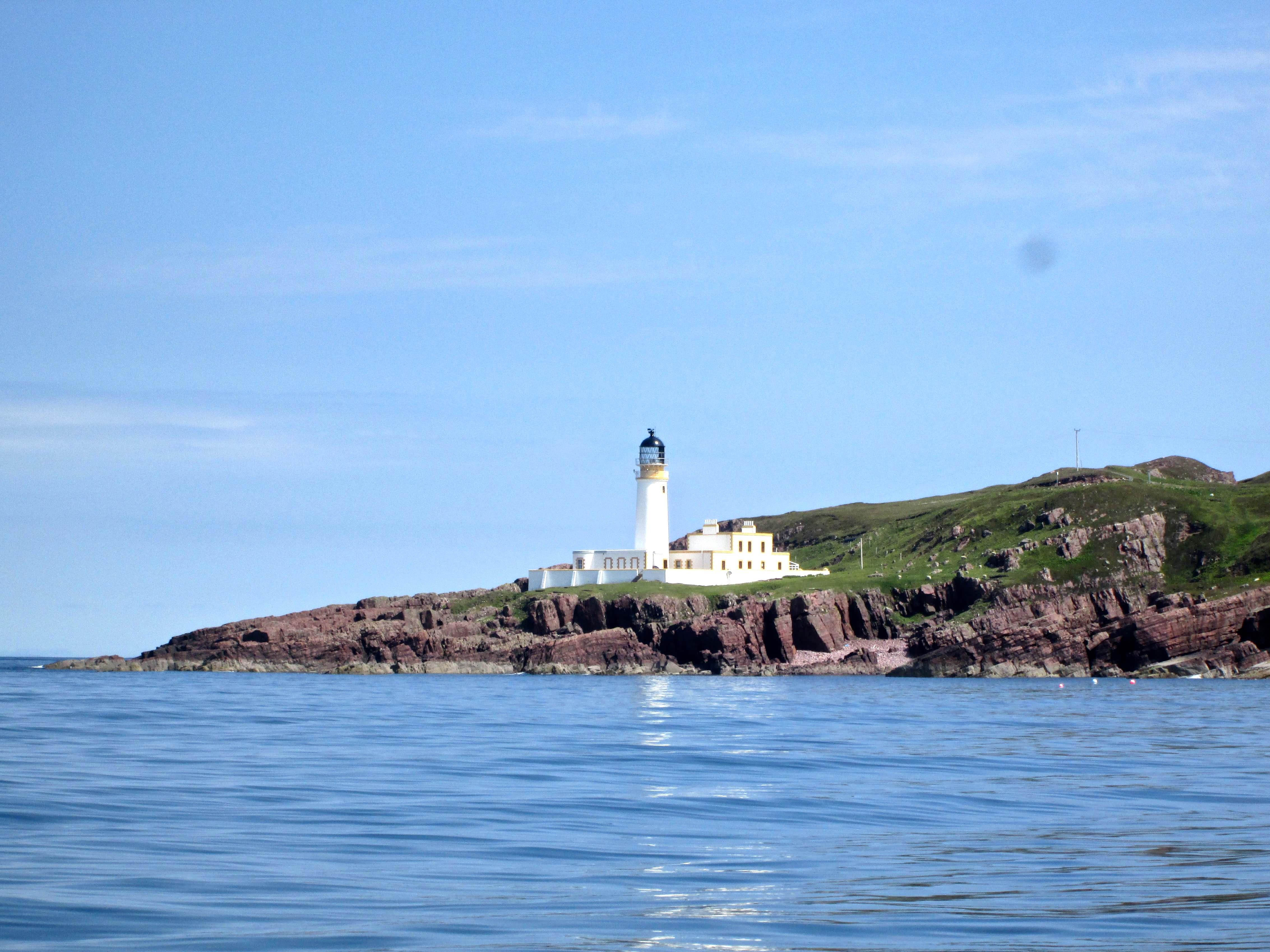 L57  Rua Reidh Lighthouse