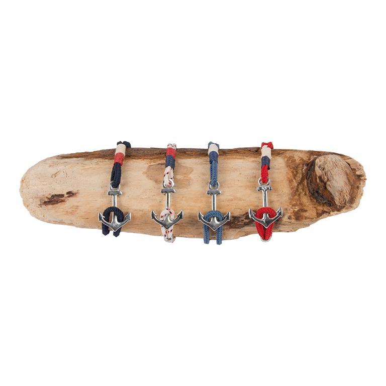 Nautical Rope Bracelet Anchor