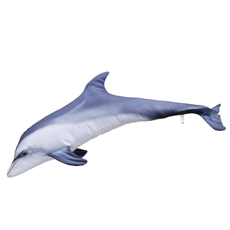Cushion: Bottlenose Dolphin 125cm SALE (£29.95)