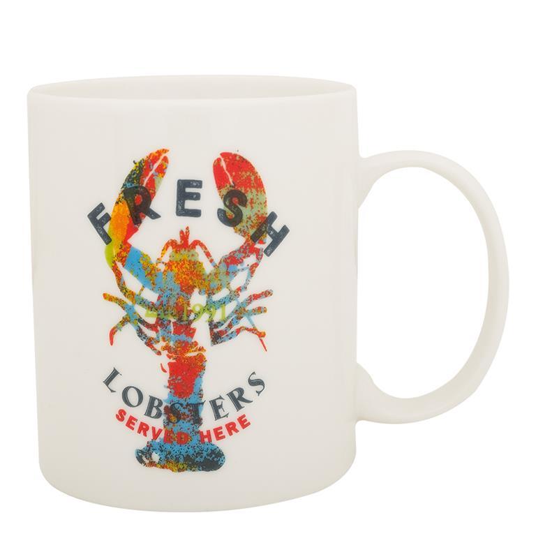 Fresh Lobsters Mug SALE 30% (£4.95)